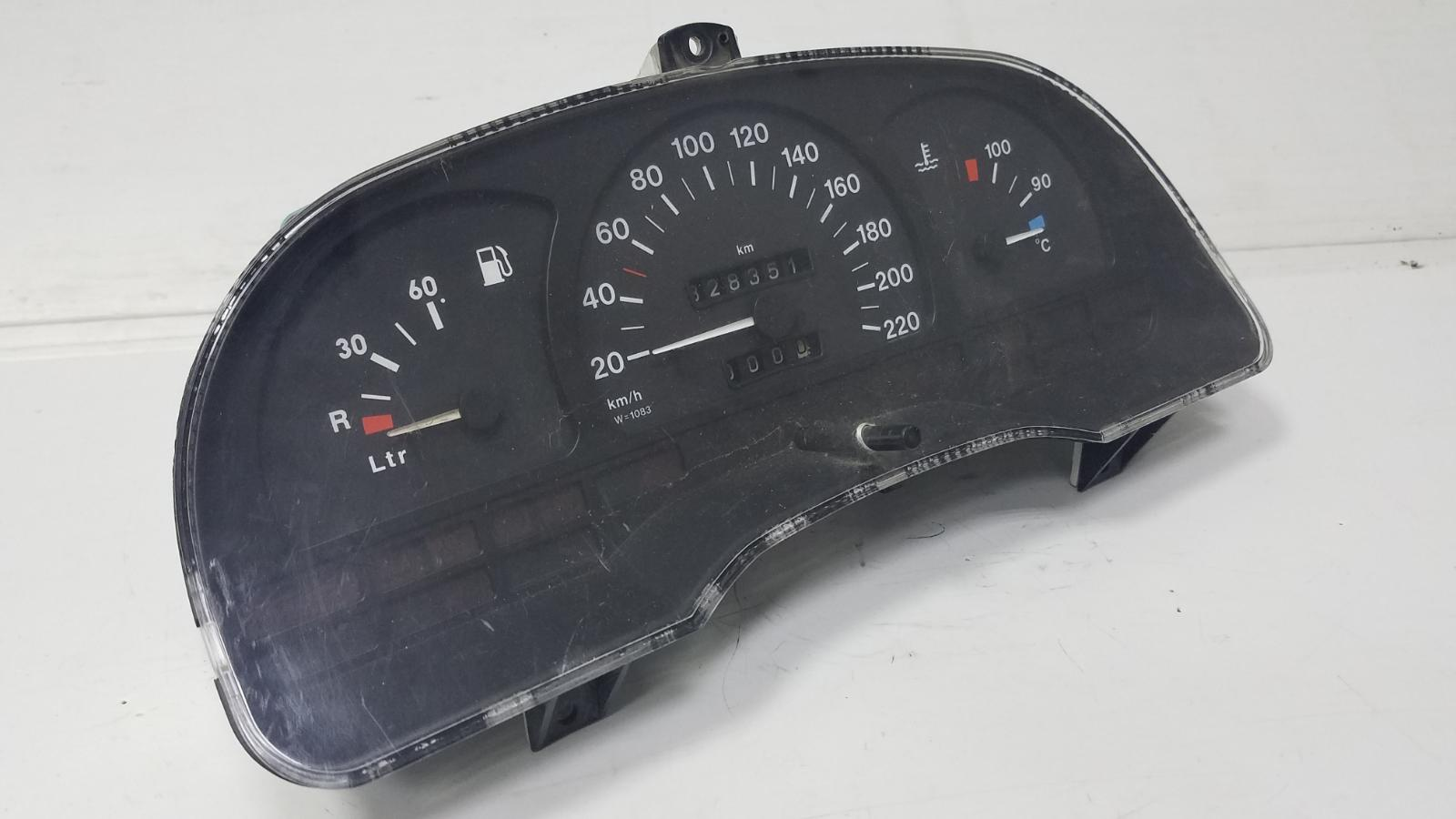 Щиток приборов Opel Vectra A X16SZ 1994