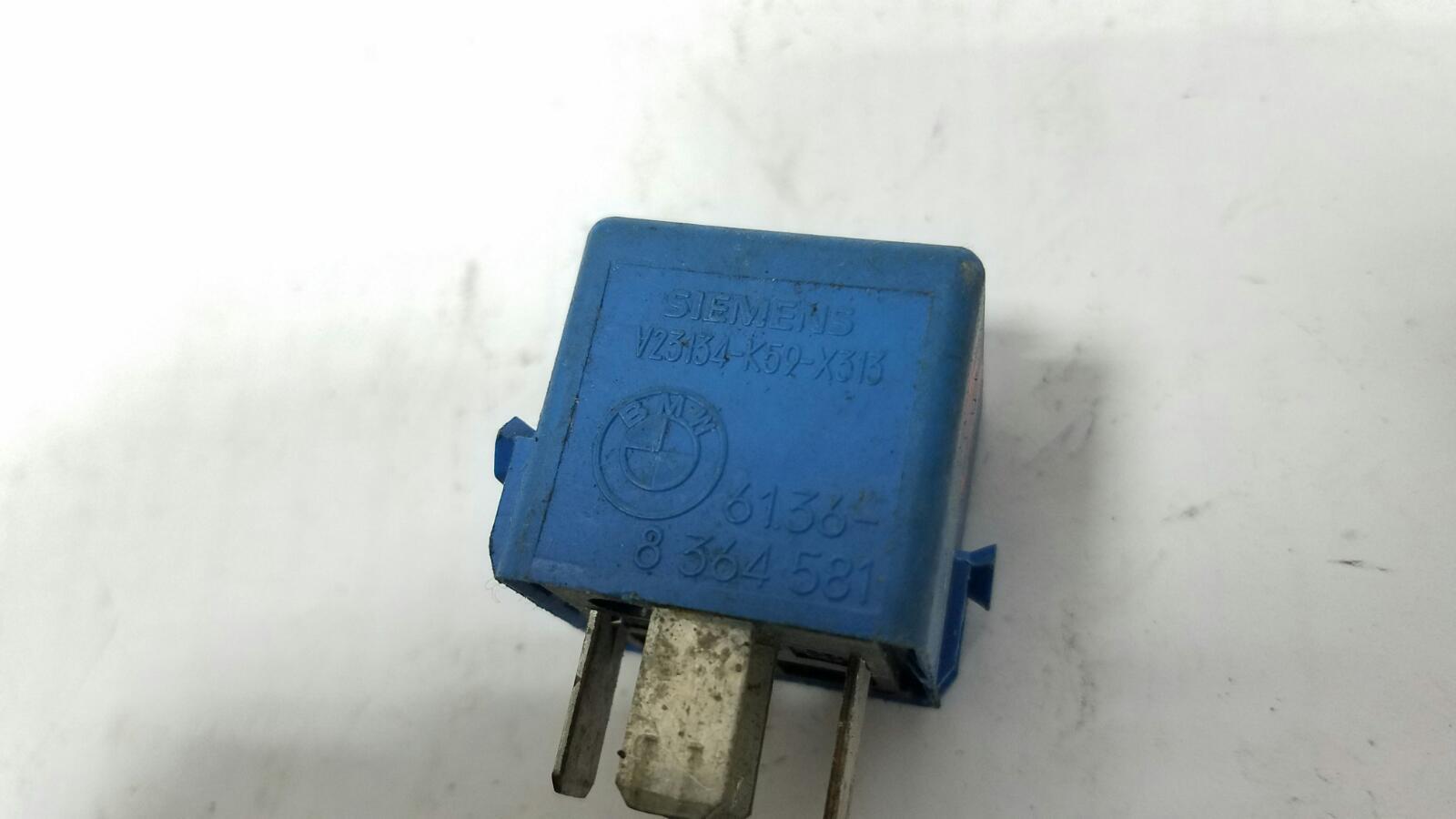 Реле Bmw 5 E39 M52 1998
