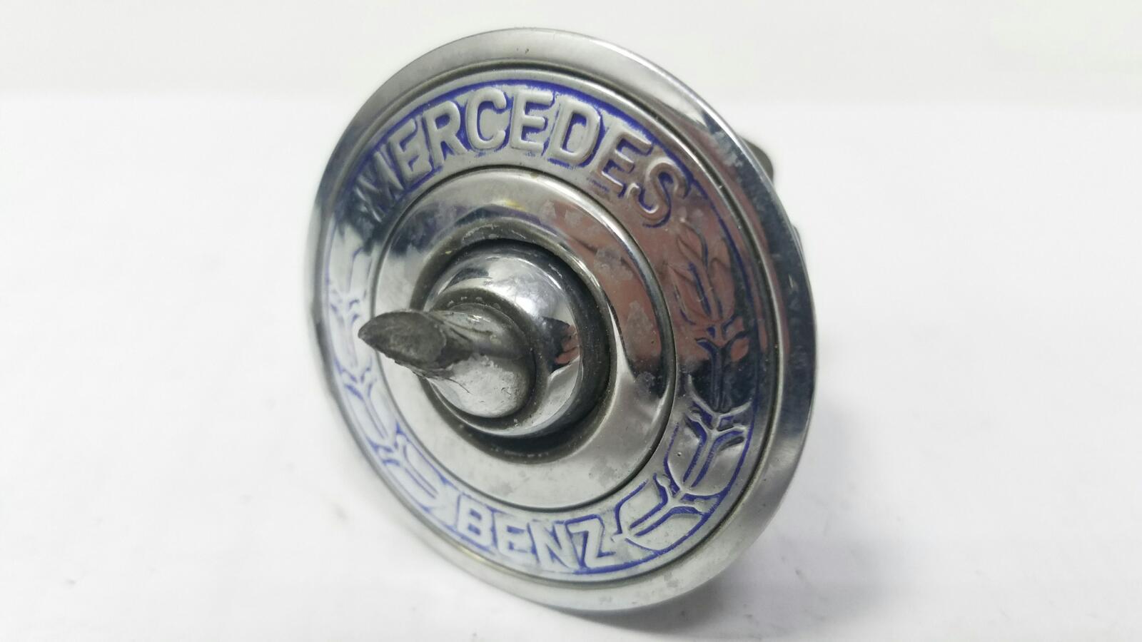 Эмблема Mercedes S320 Cdi W220 OM 613.960 2000