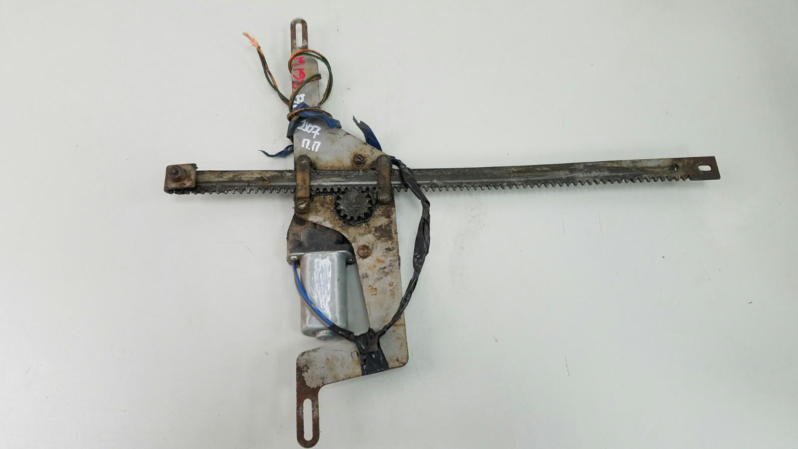 Стеклоподъемник электрический Ваз 2107 Карбюратор 2005 передний правый
