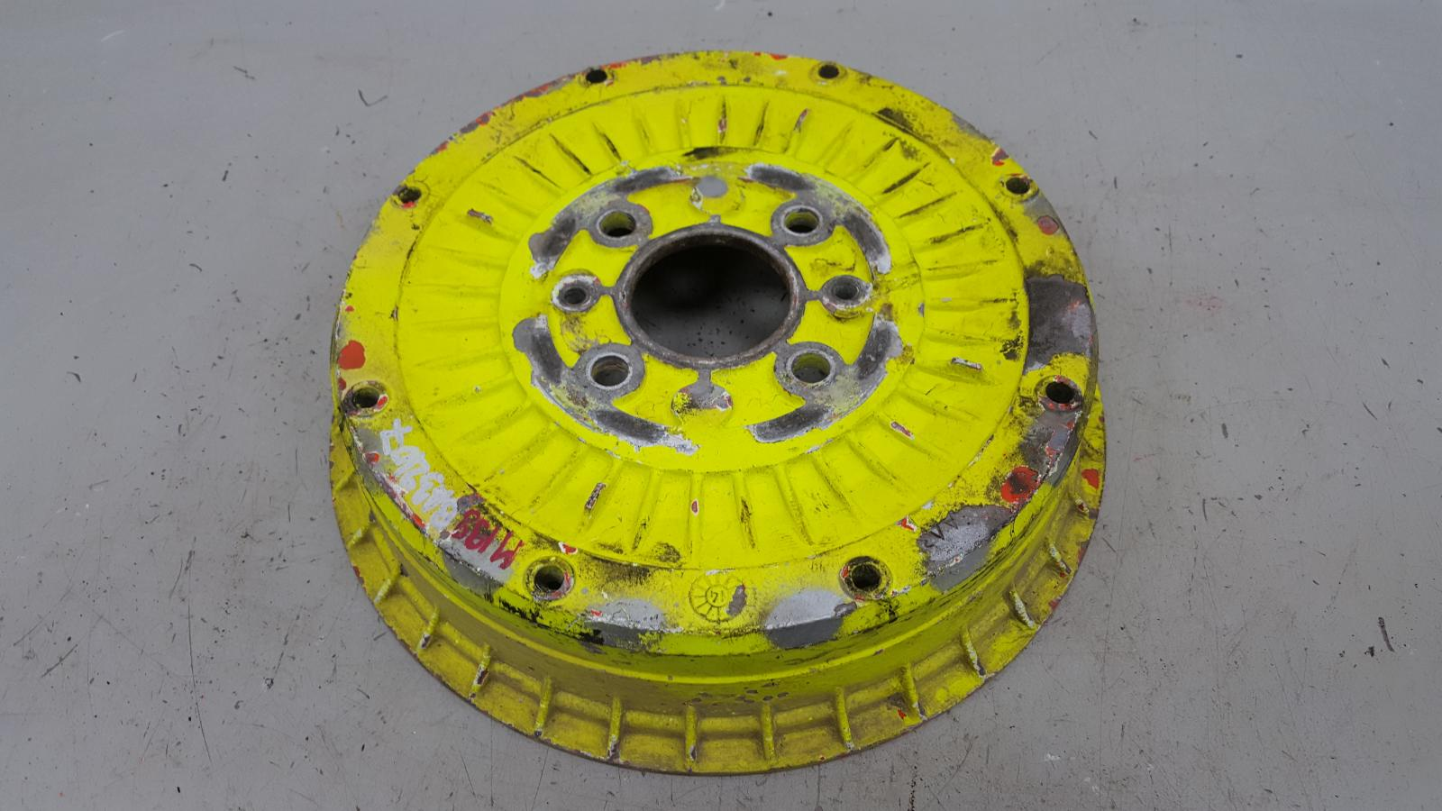 Тормозной барабан Ваз 2107 Карбюратор 2005