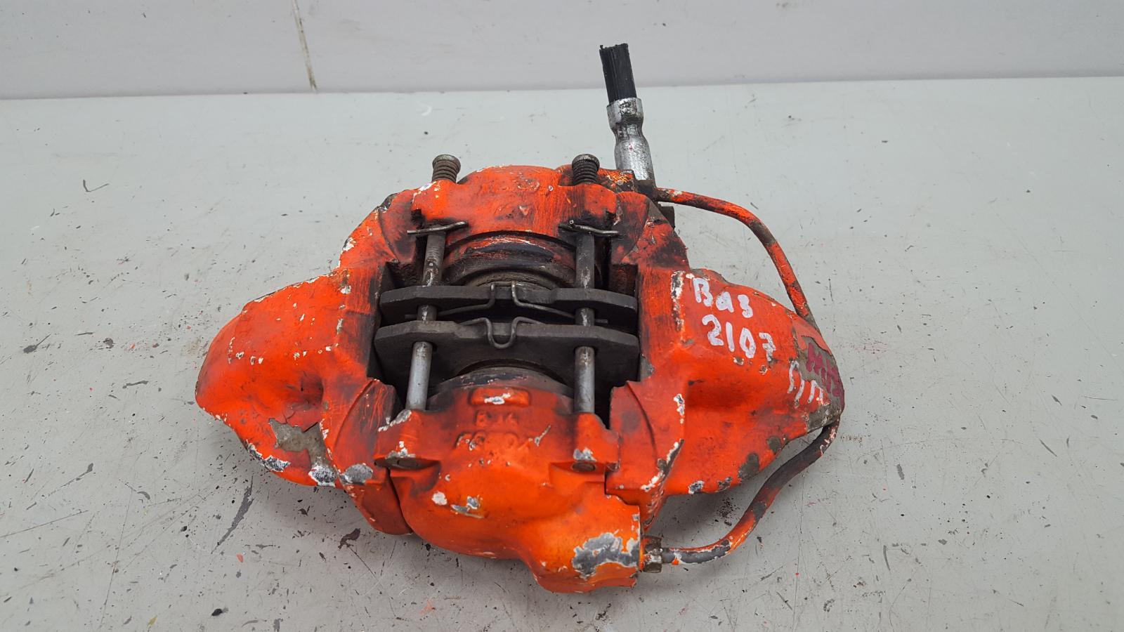 Тормозной суппорт Ваз 2107 Карбюратор 2005 передний правый