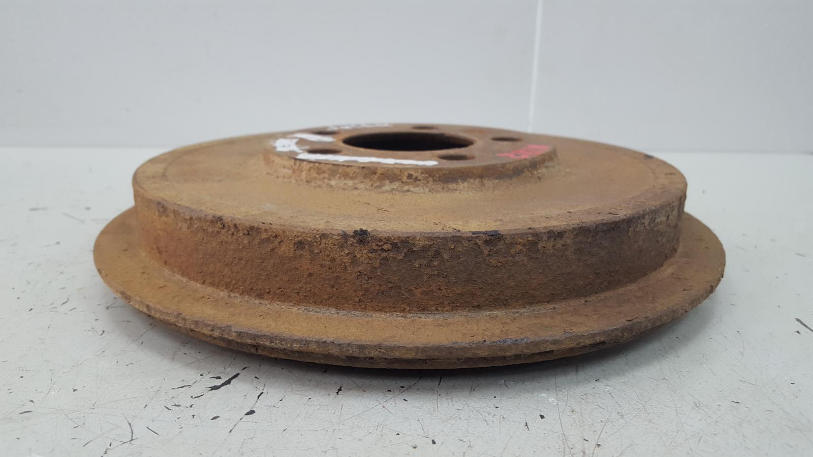 Тормозной барабан Skoda Octavia 1U2 AKL 1.6Л 2003 задний правый