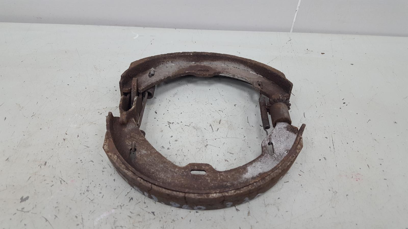 Механизм развода колодок ручника Mercedes S320 Cdi W220 OM 613.960 2000 задний правый