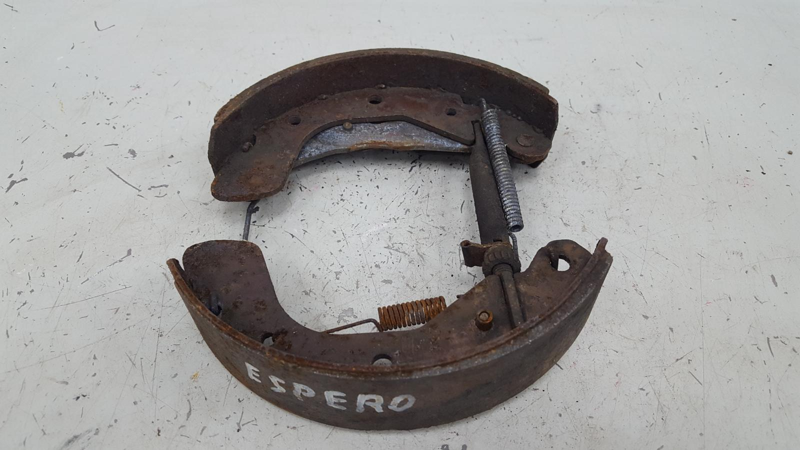 Механизм развода колодок ручника Daewoo Espero C20LE 1998