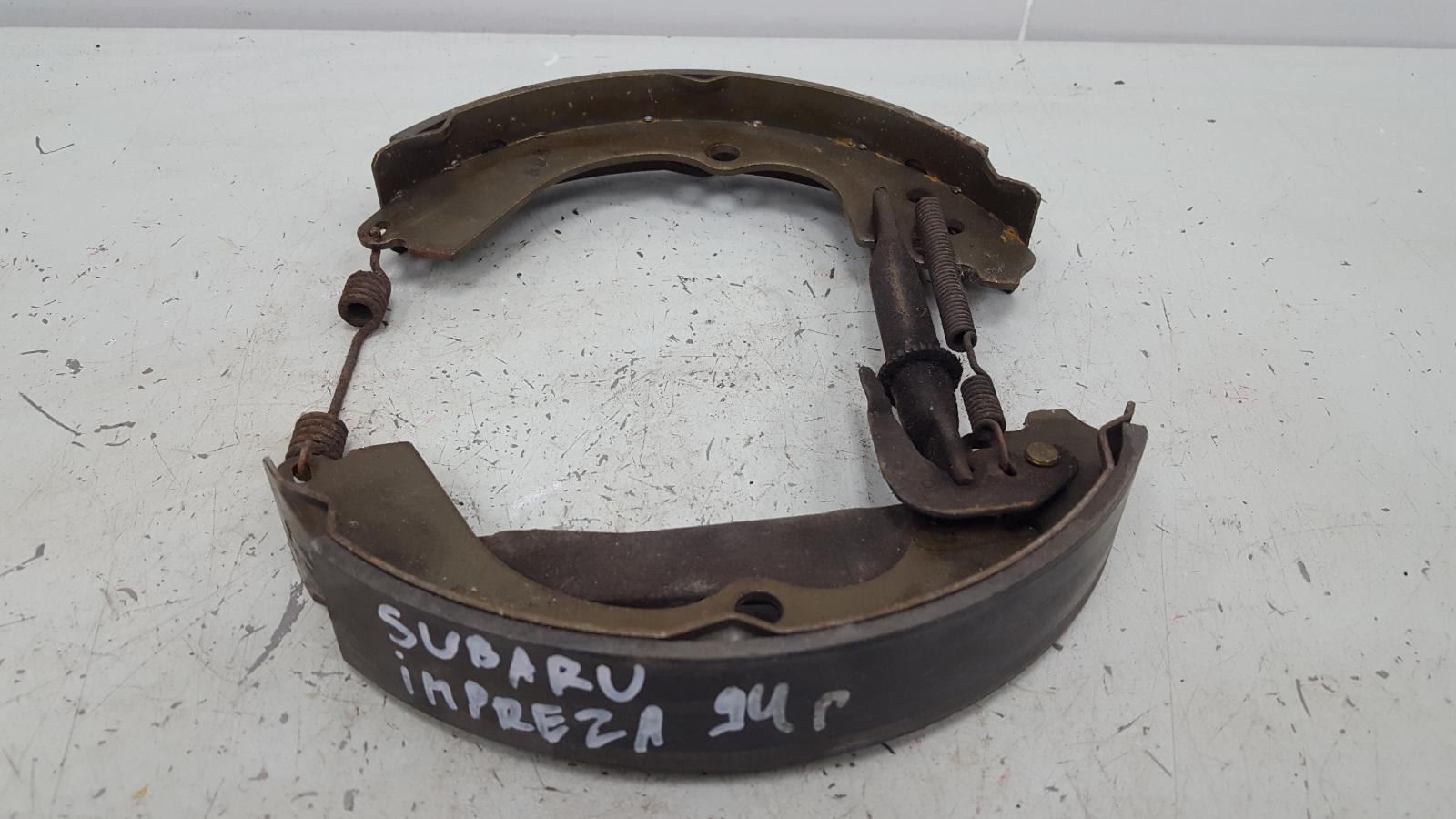 Механизм развода колодок ручника Subaru Impreza 1994 задний