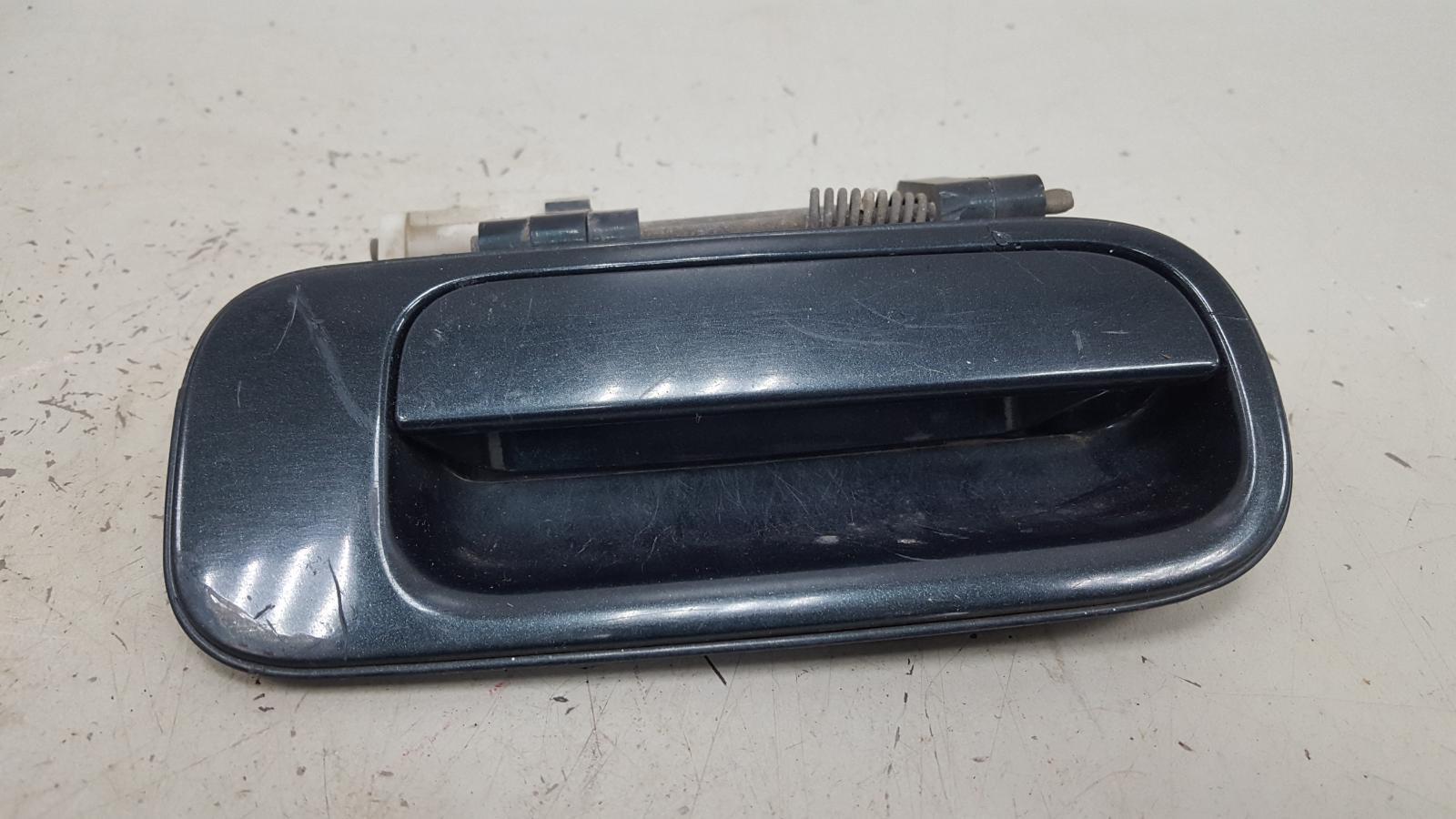Ручка двери наружняя Toyota Camry SXV1 3VZFE 3.0Л 1992 задняя правая
