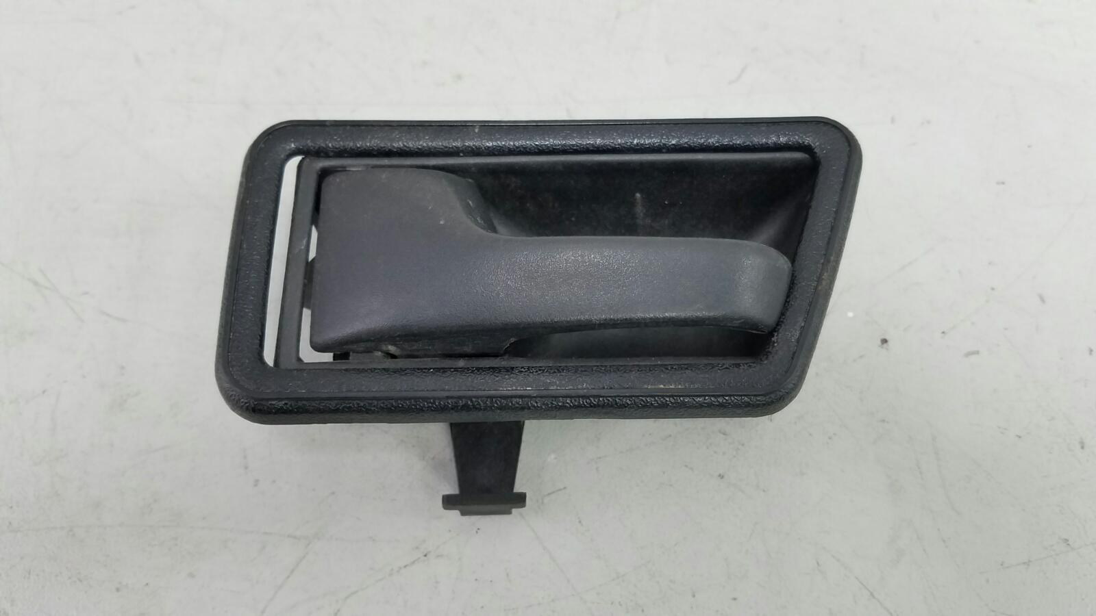 Ручка двери внутренняя Volkswagen Golf 2 191 MH 1 1986 задняя левая