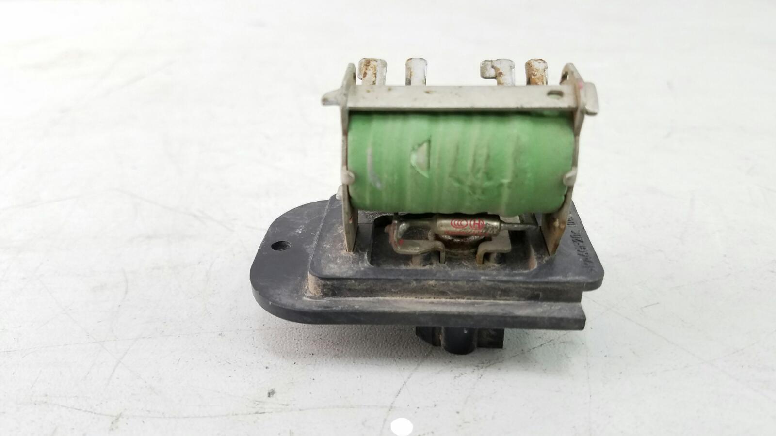 Резистор реостат печки Ваз Лада 112 2112 2003