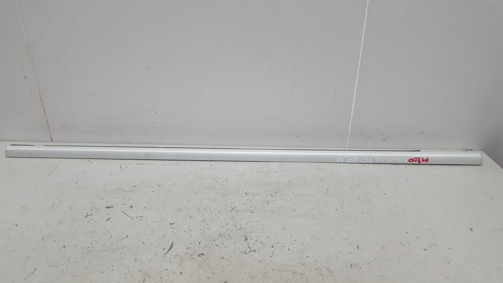 Бархотка молдинг наружний Porshe Cayenne 955 BMV M02.2Y 3.2Л 2005 задняя левая