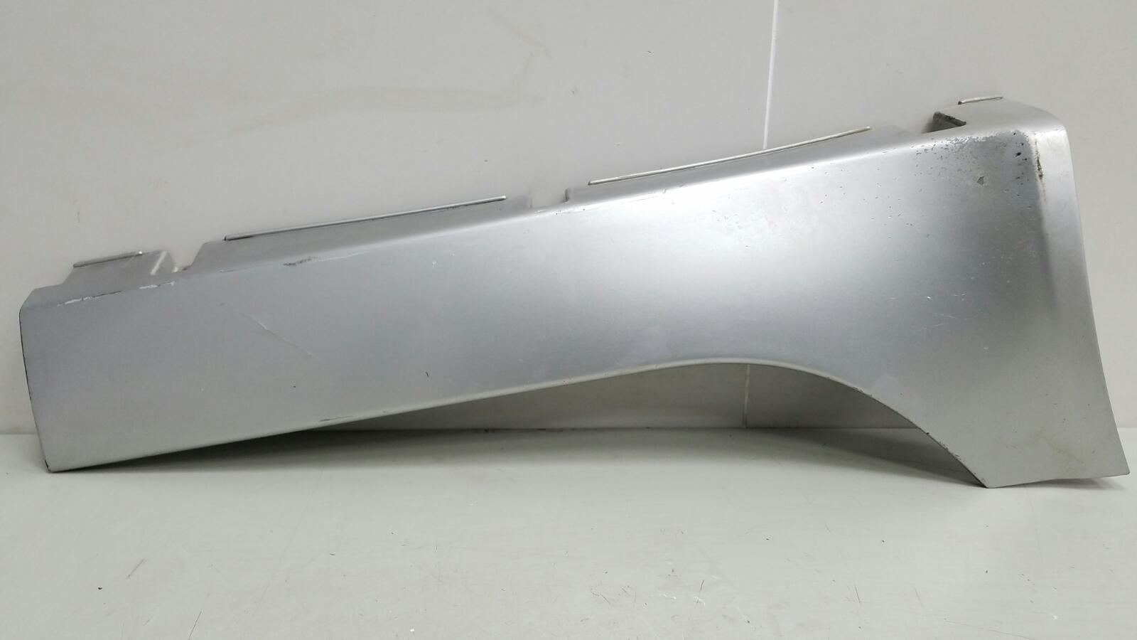 Накладка на порог наружняя Nissan Primera P12 QR20DE 2003 задняя правая