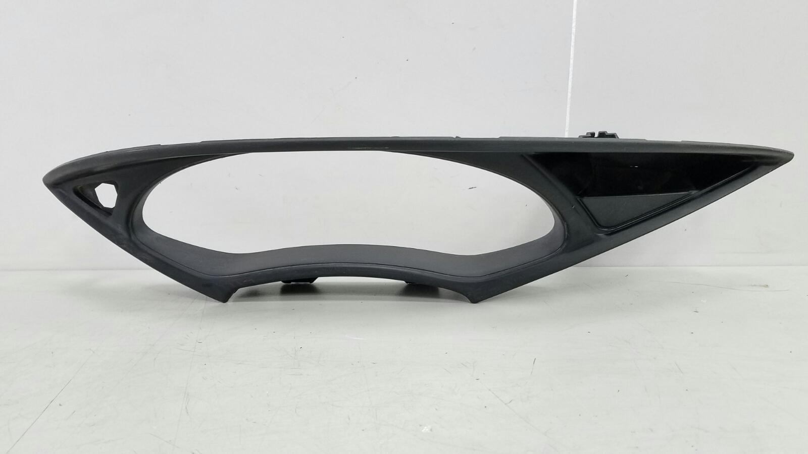 Накладка щитка приборов Ford Focus 1 DRW EFI 2003