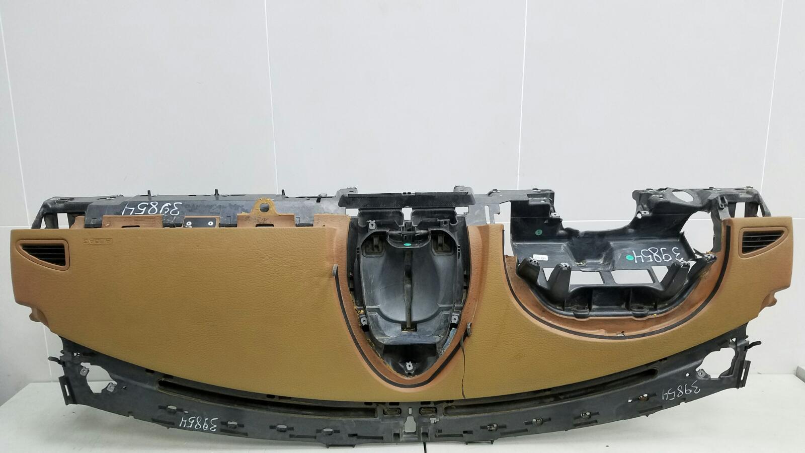 Торпеда (панель) Porshe Cayenne 955 BMV M02.2Y 3.2Л 2005
