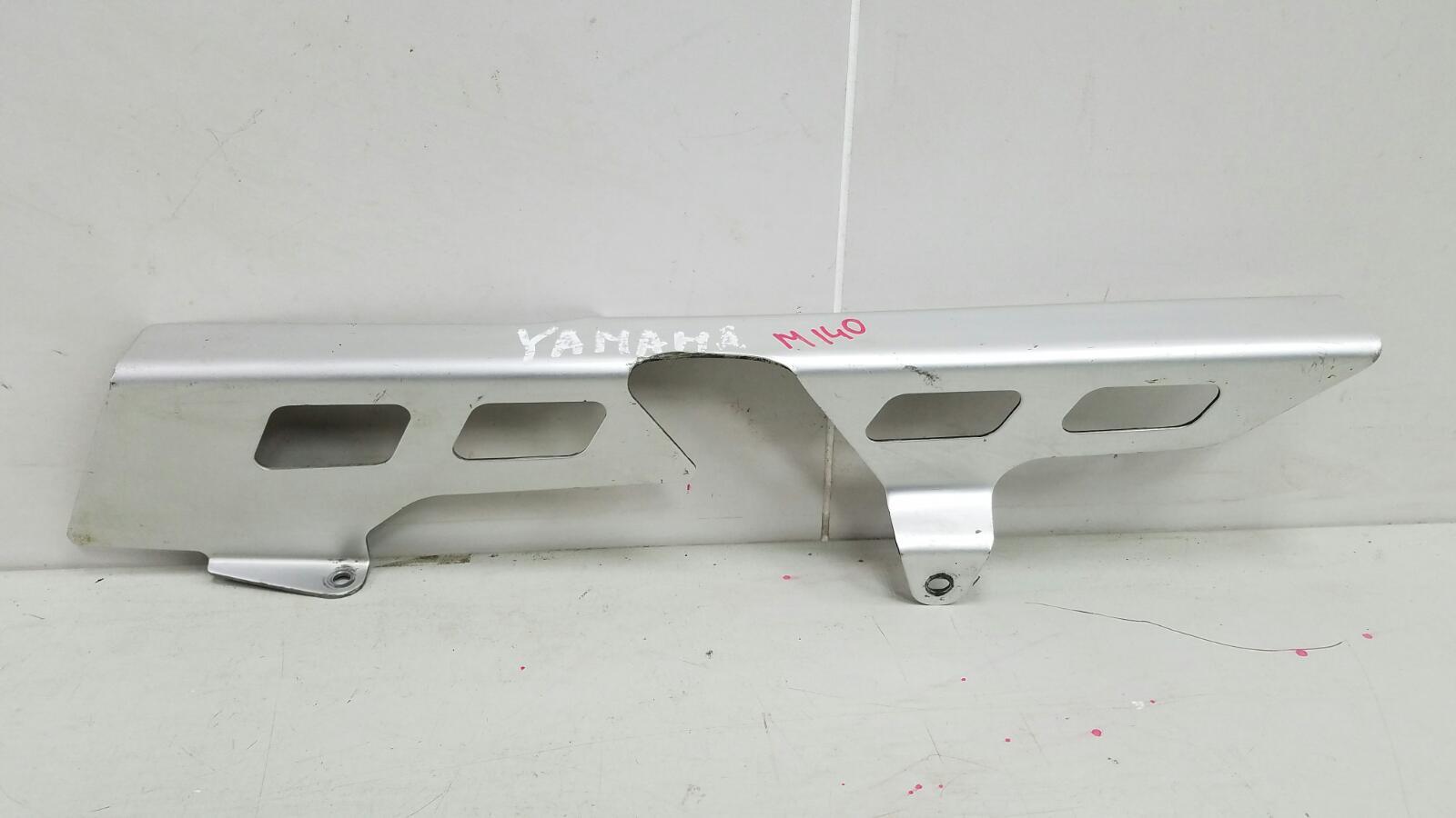 Защита цепи Yamaha Xjr 400 1998г задняя левая