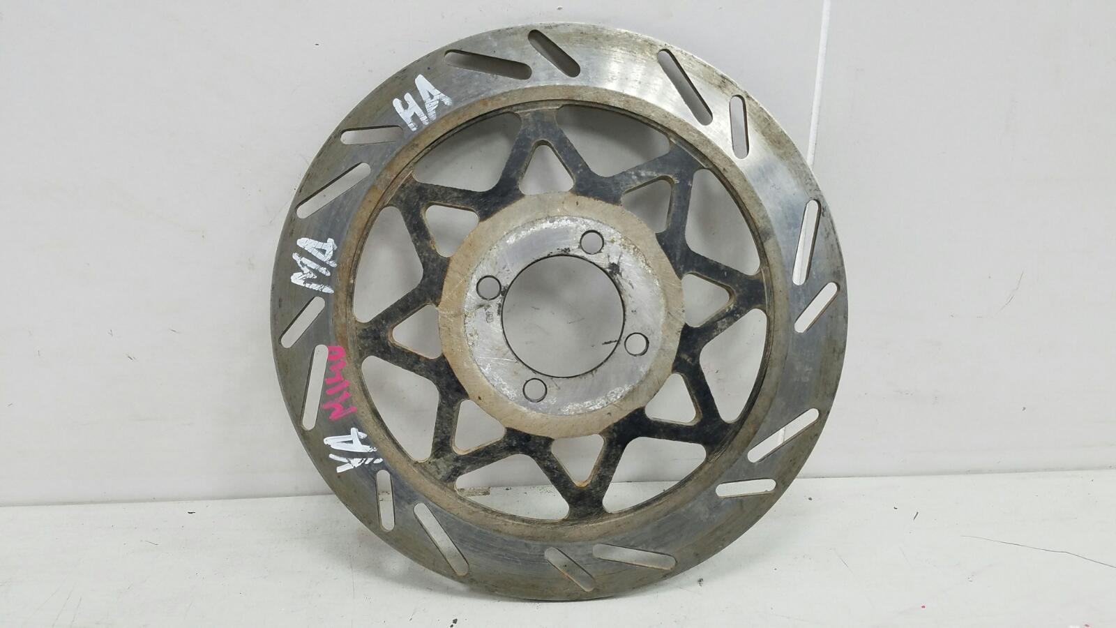 Тормозной диск Yamaha Xjr 400 1998г передний
