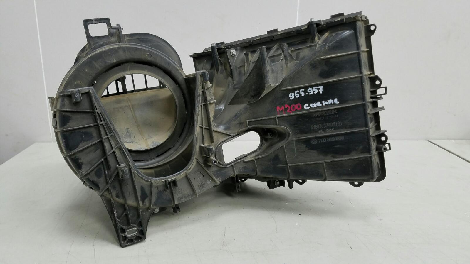 Корпус печки Porshe Cayenne 955 BMV M02.2Y 3.2Л 2005