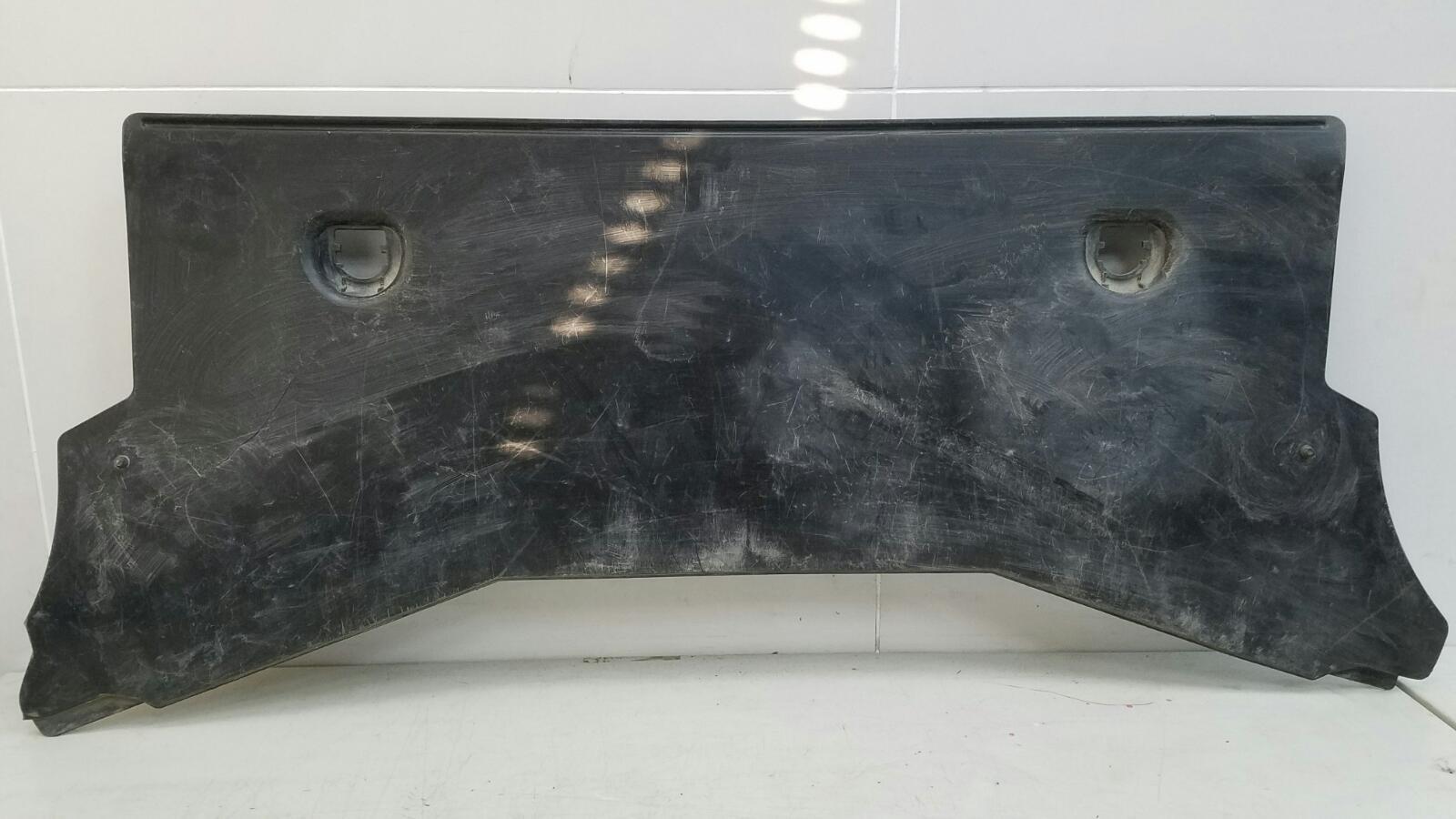 Накладка пола багажника Mercedes C320 W203 M112.946 2000г