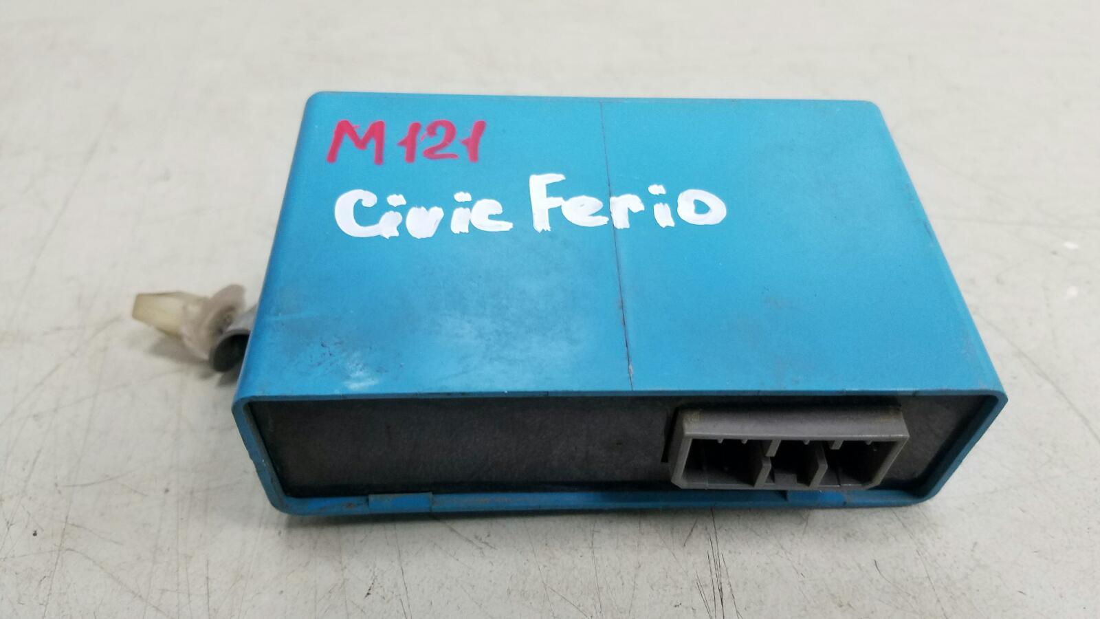 Блок управления Honda Civic Ferio EG8 D15B 1.6Л 1992
