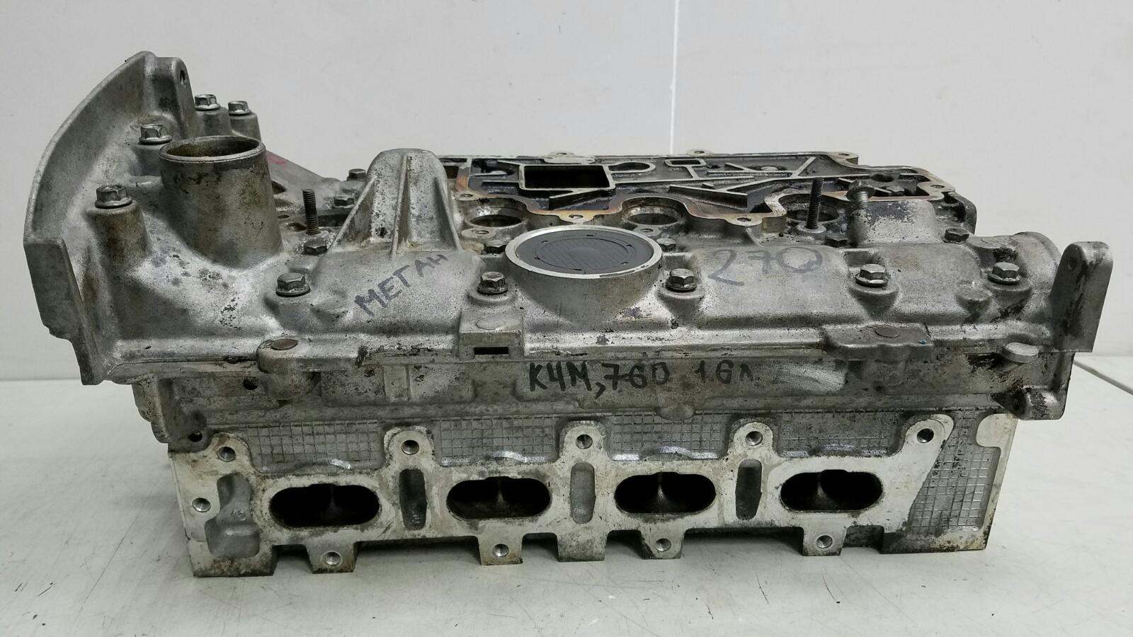 Головка блока цилиндров гбц Renault Megane 2 LM0 K4M 2005