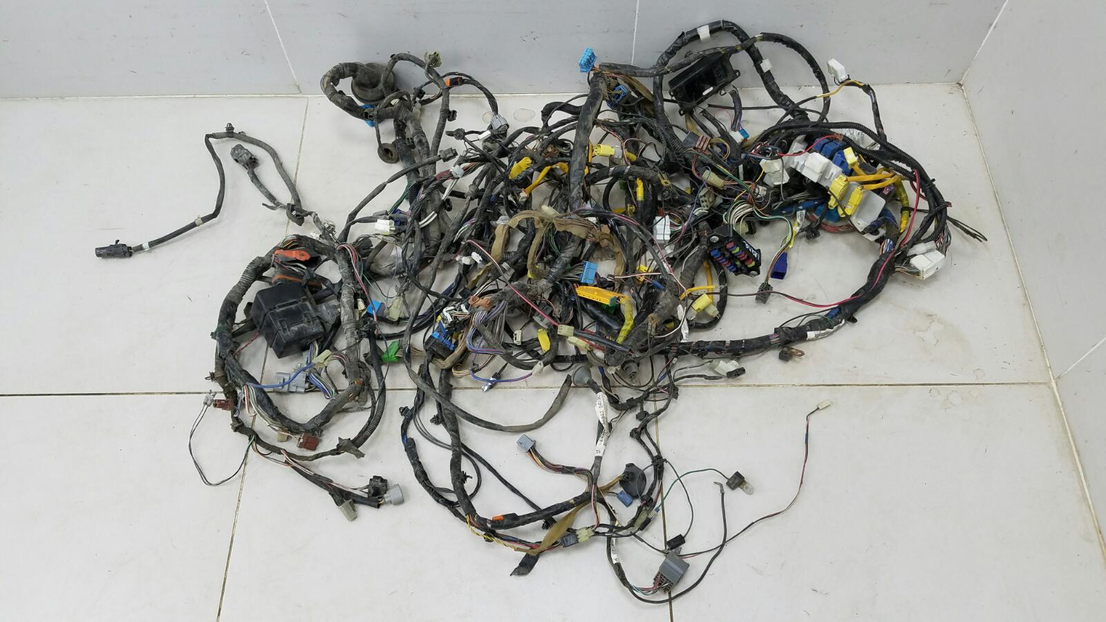Проводка коса Suzuki Liana ER M16A 2007