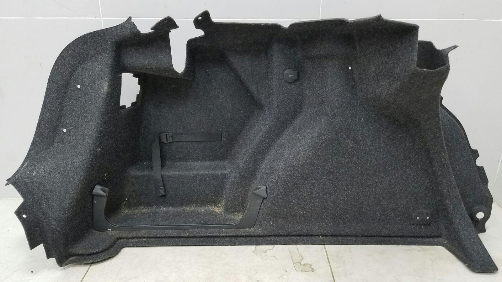 Обшивка багажника Volkswagen Jetta 6 162 CFNA 2014 левая
