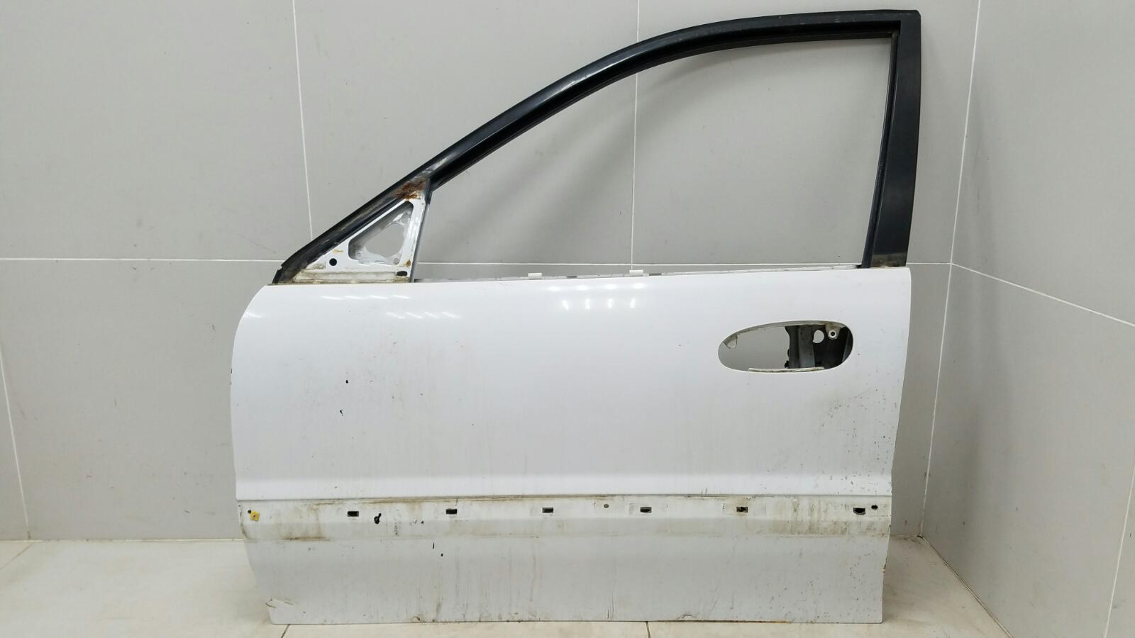 Дверь Hyundai Sonata 2 Y3 G4EP 1998 передняя левая