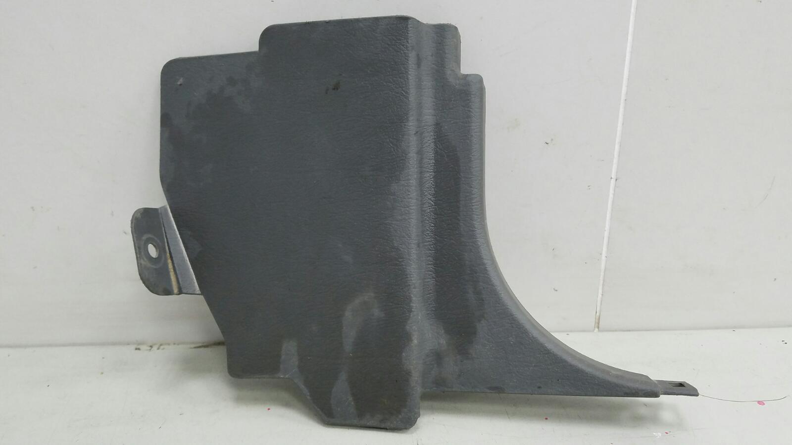 Накладка порога внутренняя передняя часть Kia Spectra FB S6D 2008 передняя правая