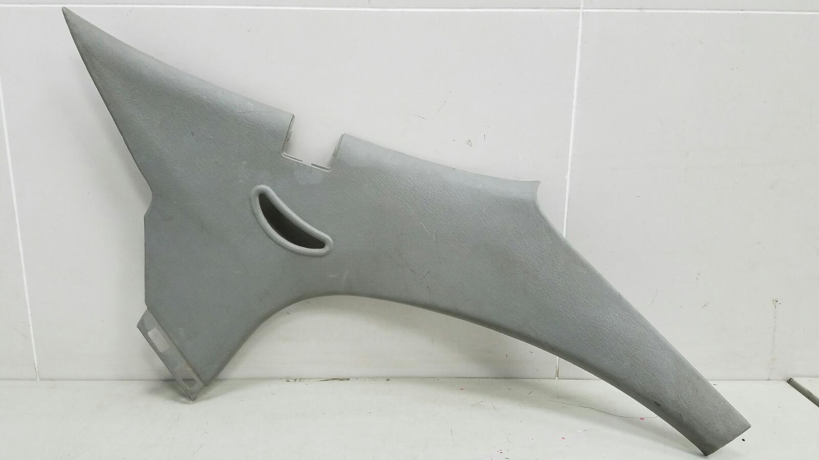 Обшивка стойки Kia Spectra FB S6D 2008 задняя левая