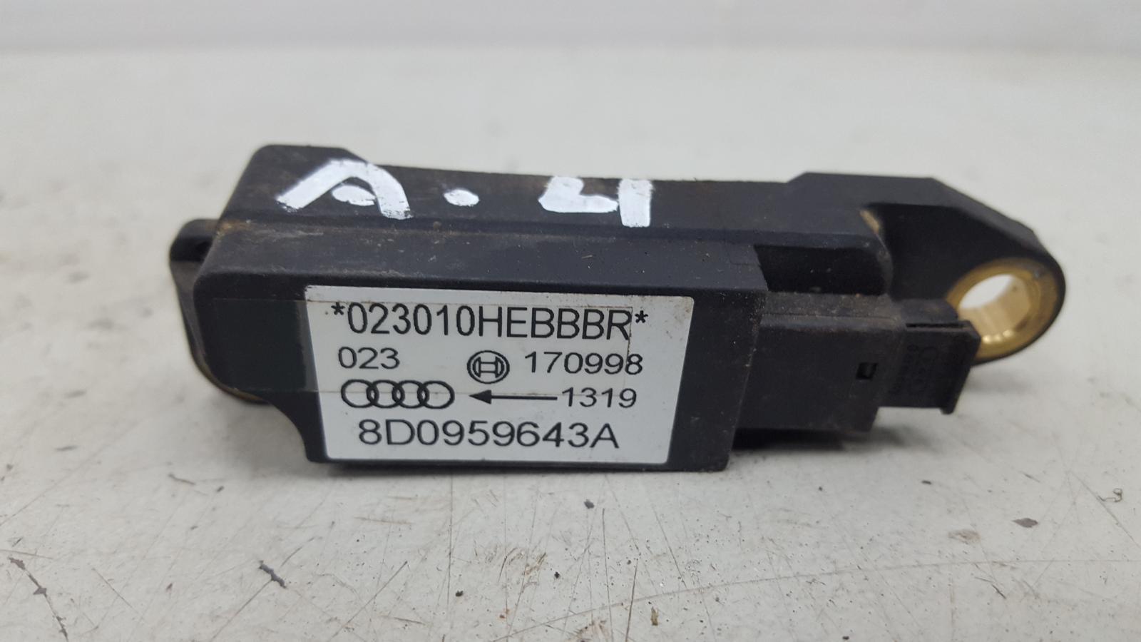 Датчик удара srs airbag Audi A4 B5 AEB 1998
