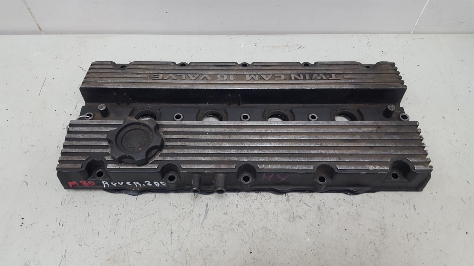 Крышка клапанная головки блока цилиндров гбц Rover 200 RF 14K4F 1999