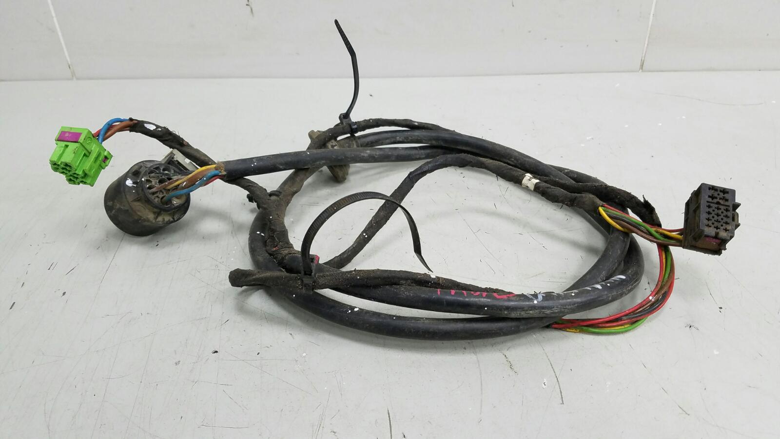 Проводка шлейф коса двери Porshe Cayenne 955 BMV M02.2Y 3.2Л 2005