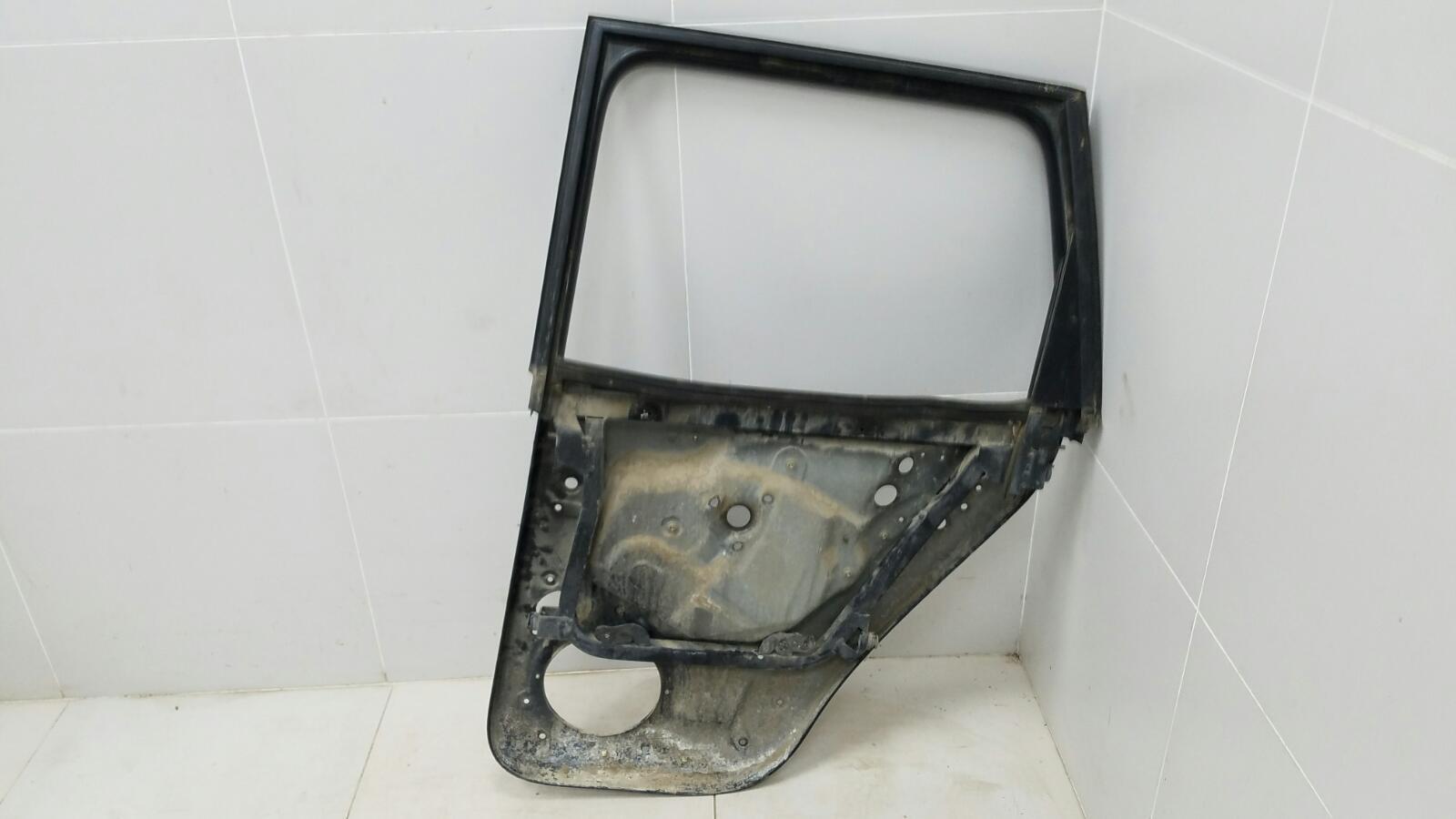 Рамка двери Porshe Cayenne 955 BMV M02.2Y 3.2Л 2005 задняя левая