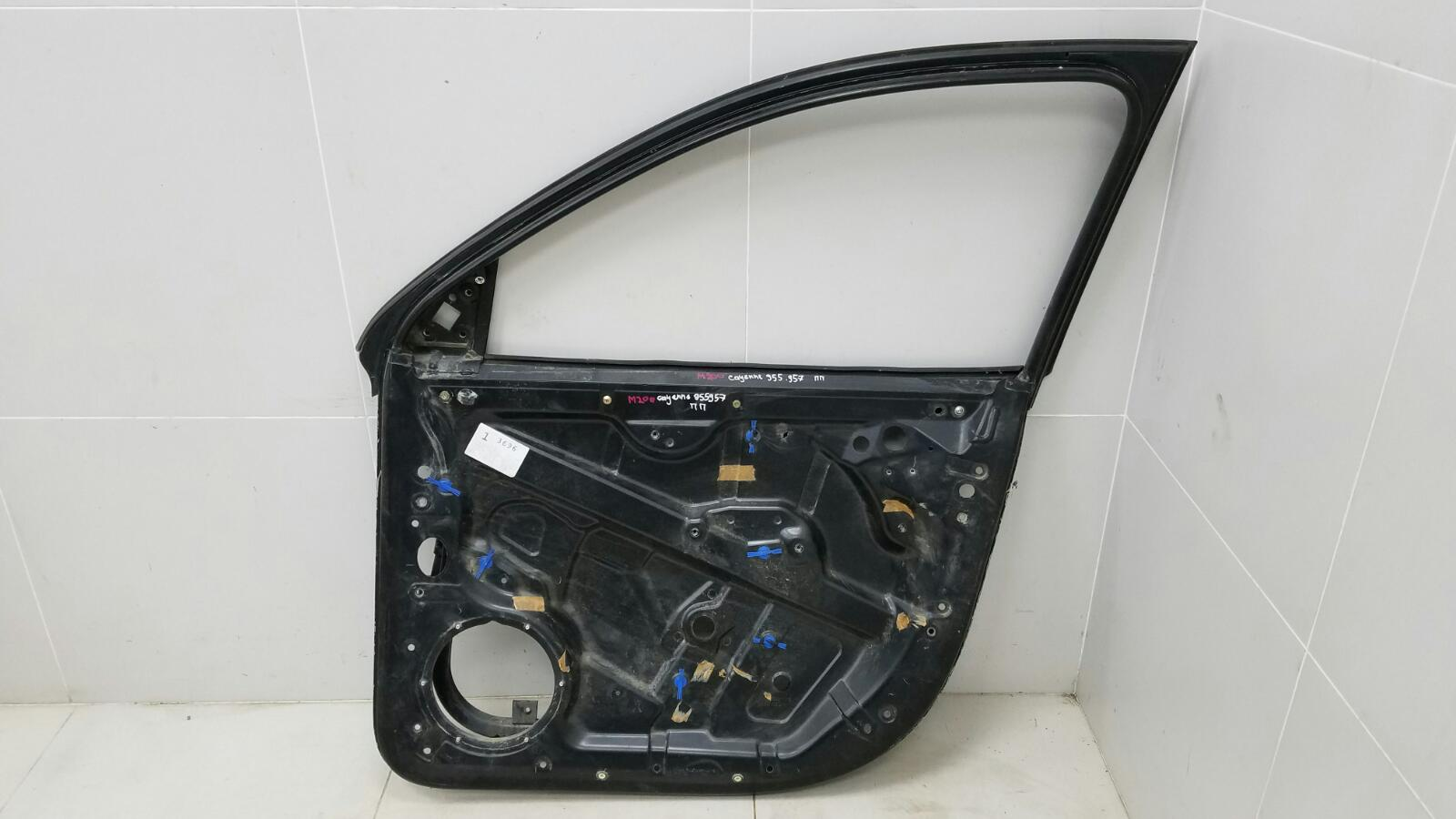 Рамка двери Porshe Cayenne 955 BMV M02.2Y 3.2Л 2005 передняя правая