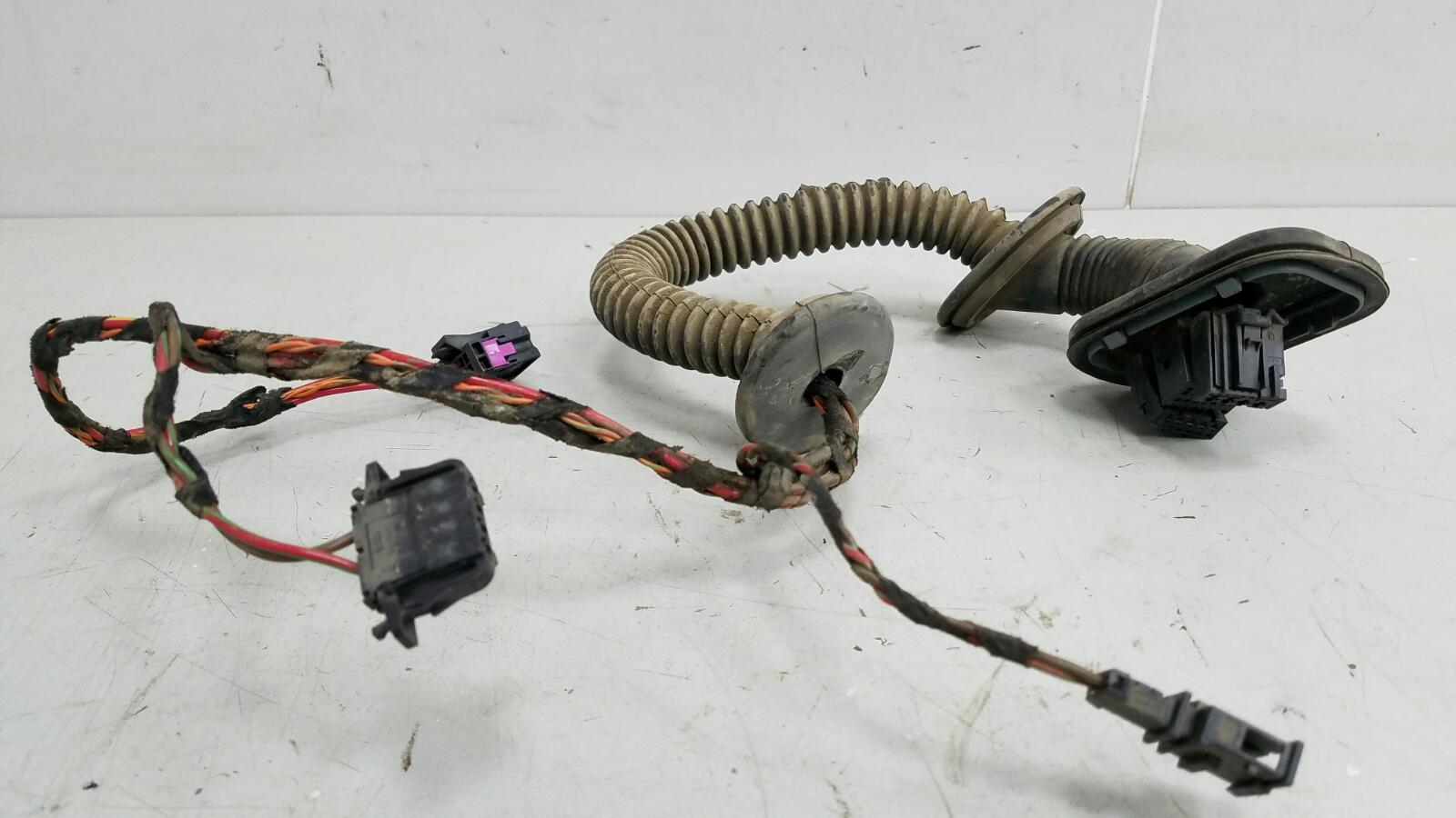 Проводка шлейф коса двери Porshe Cayenne 955 BMV M02.2Y 3.2Л 2005 задняя левая