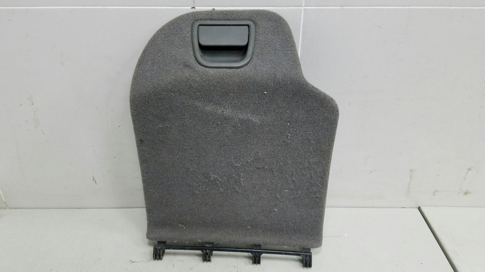 Крышка обшивки багажного отделения Bmw 745I E65 N62B44A 4.4Л 2002