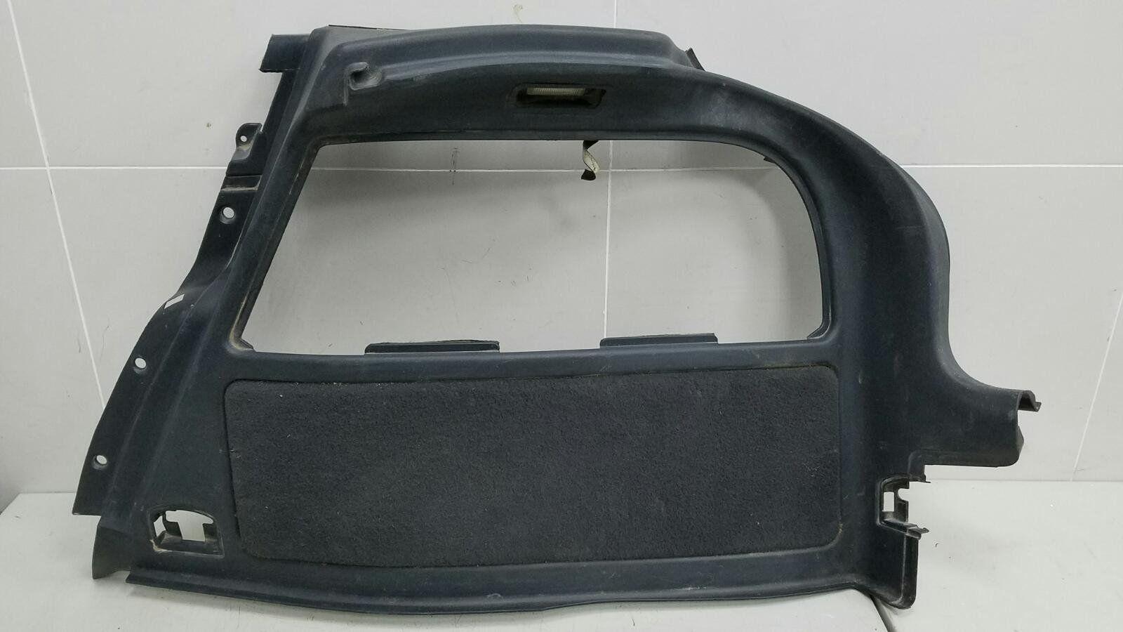 Обшивка багажника Audi A3 Купэ 8L1 AKL 1998