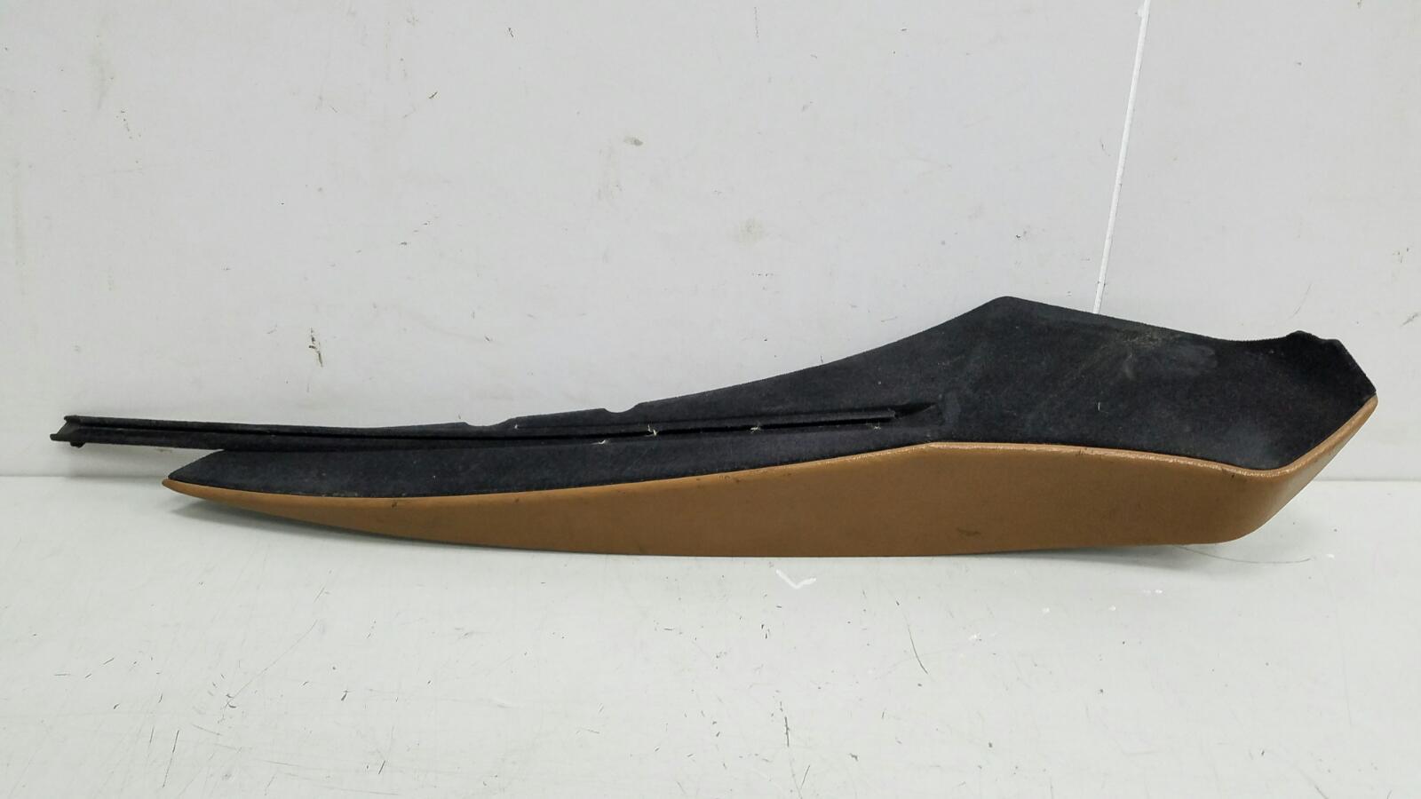 Обшивка стойки Bmw 745I E65 N62B44A 4.4Л 2002 задняя