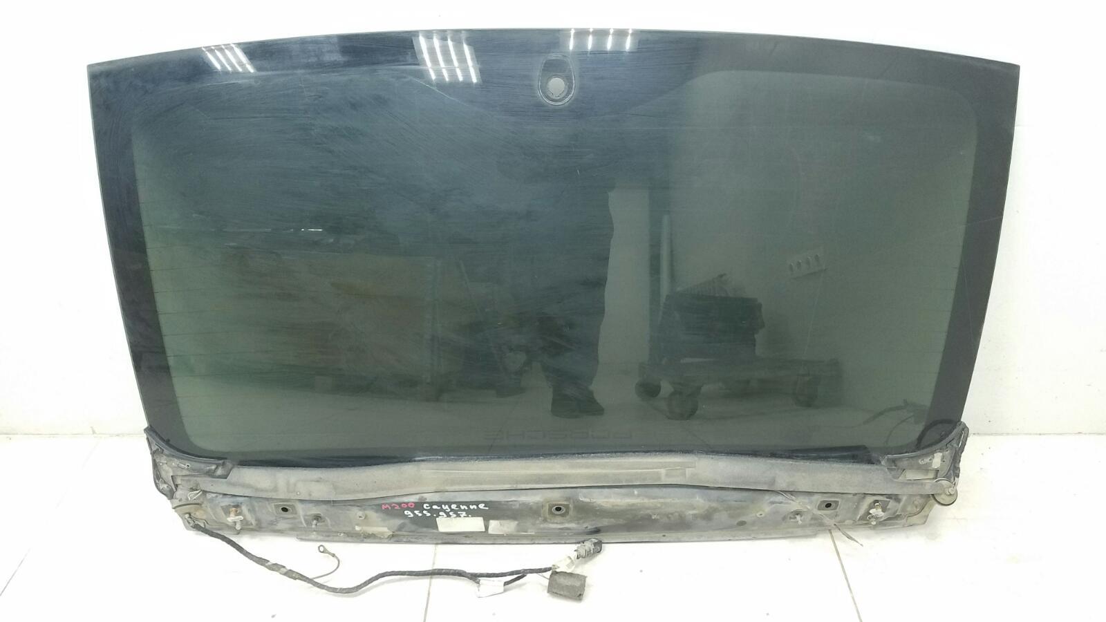 Стекло крышки багажника Porshe Cayenne 955 BMV M02.2Y 3.2Л 2005