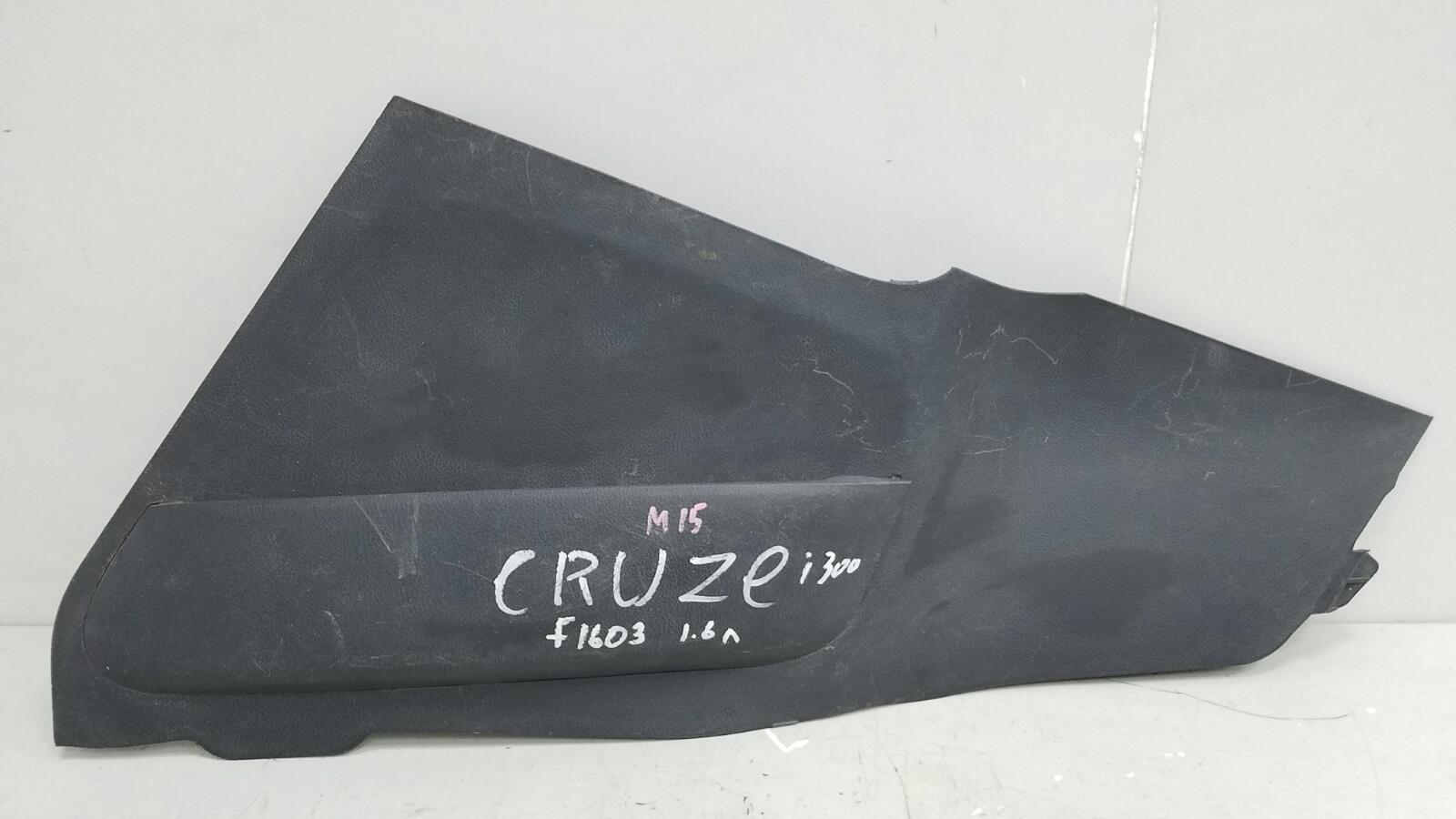 Накладка консоли центральная Chevrolet Cruze J300 F16D3 2012