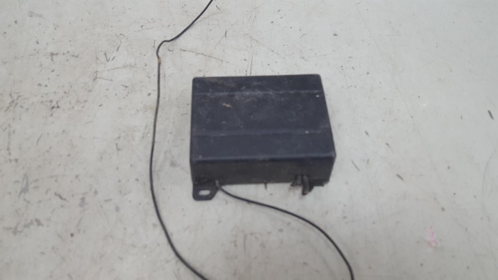Блок управления эбу автосигнализации Ваз