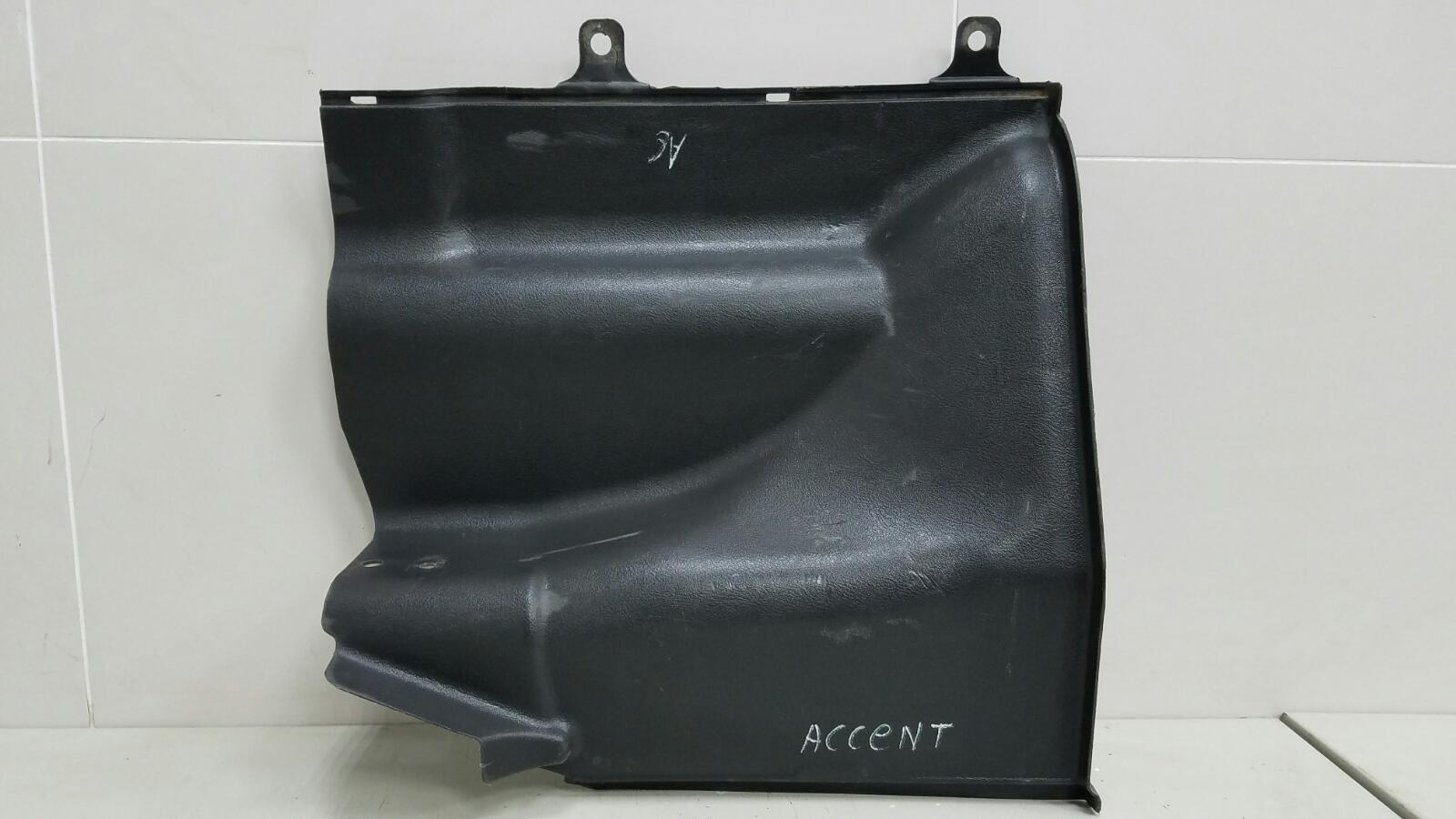 Обшивка багажника Hyundai Accent LC G4EC 2006