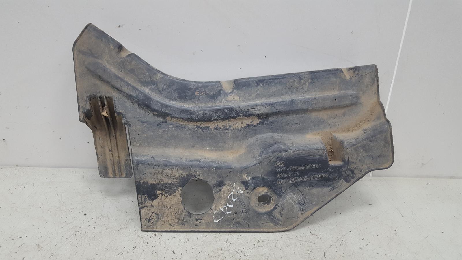 Защита двигателя двс Chevrolet Cruze J300 F16D3 2012