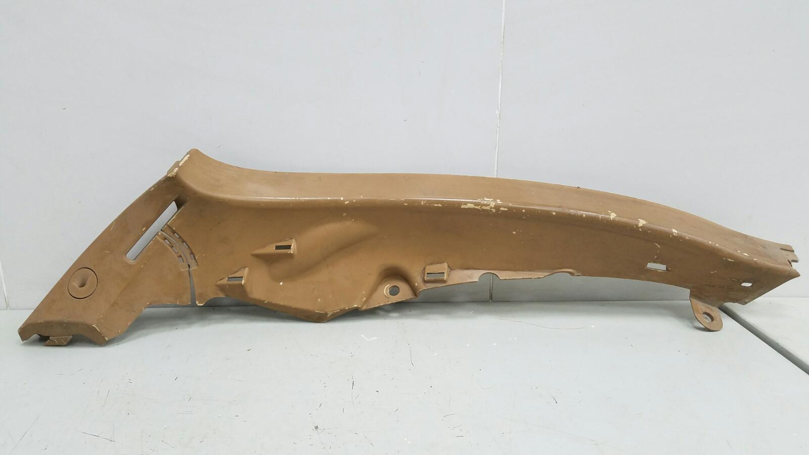 Обшивка стойки Bmw 745I E65 N62B44A 4.4Л 2002 задняя левая