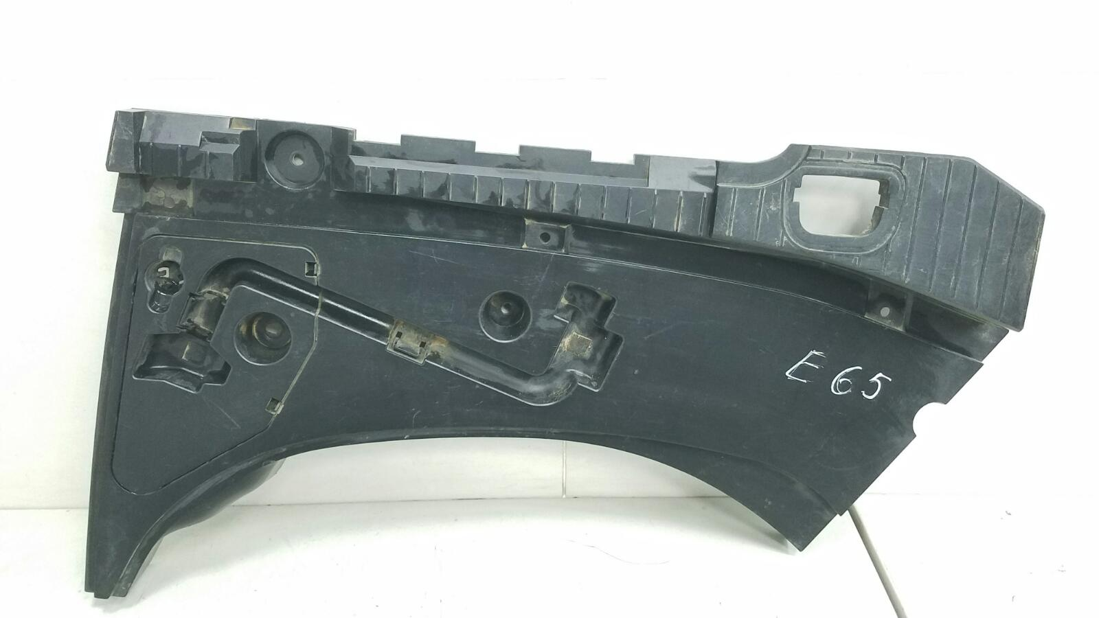 Пол багажника Bmw 745I E65 N62B44A 4.4Л 2002