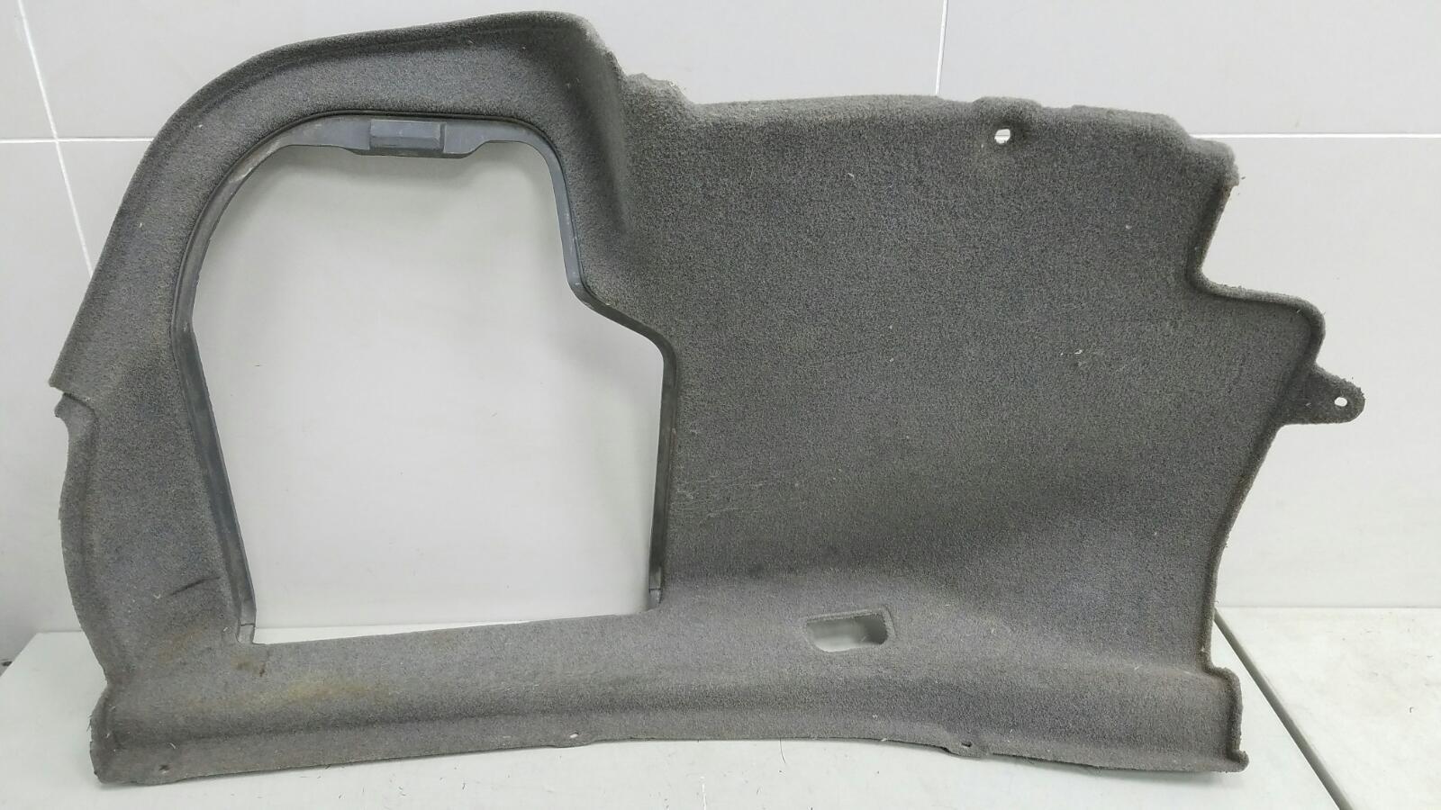 Обшивка багажника Bmw 745I E65 N62B44A 4.4Л 2002