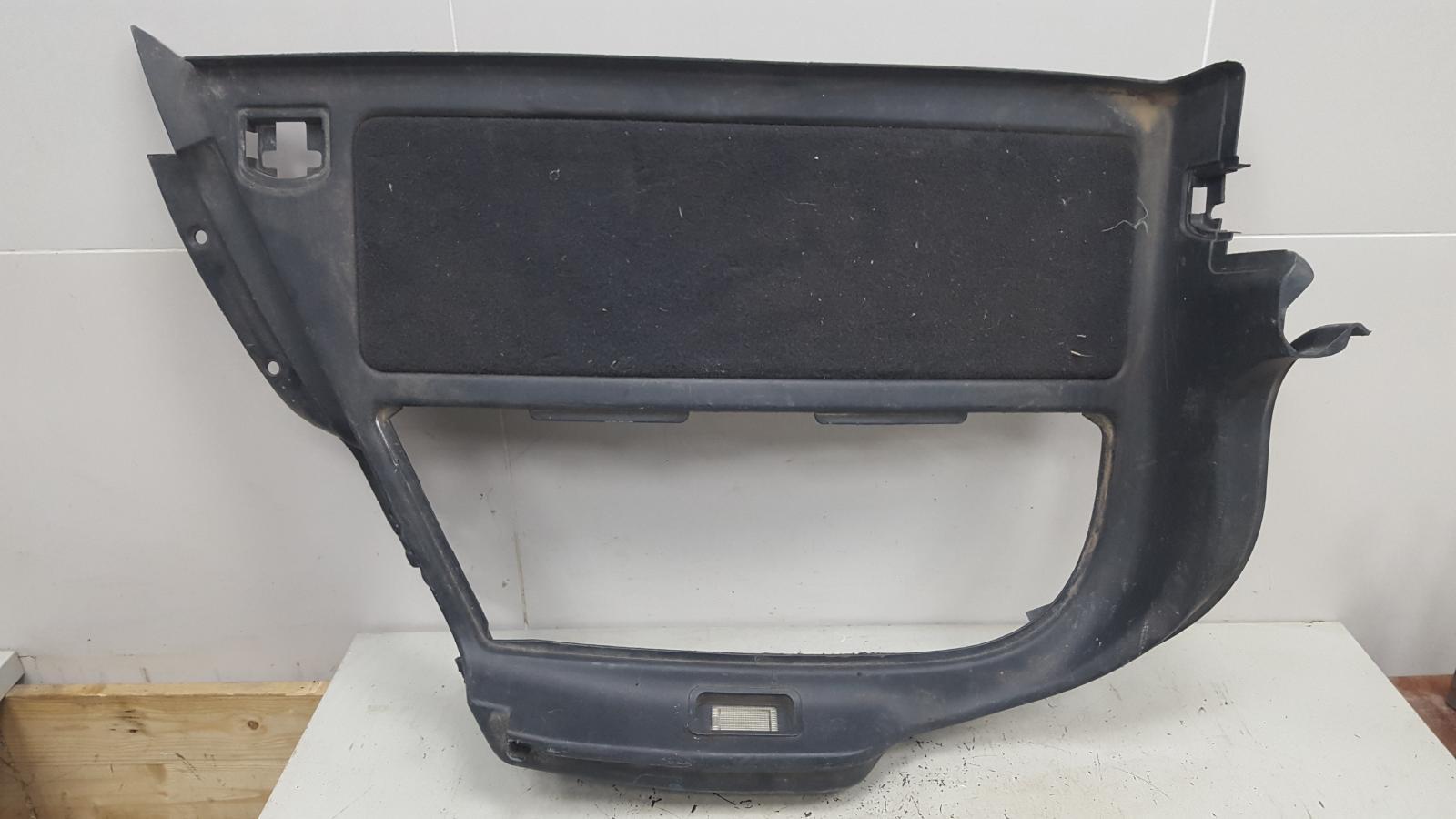 Обшивка багажника Audi A3 Купэ 8L1 AKL 1998 задняя правая