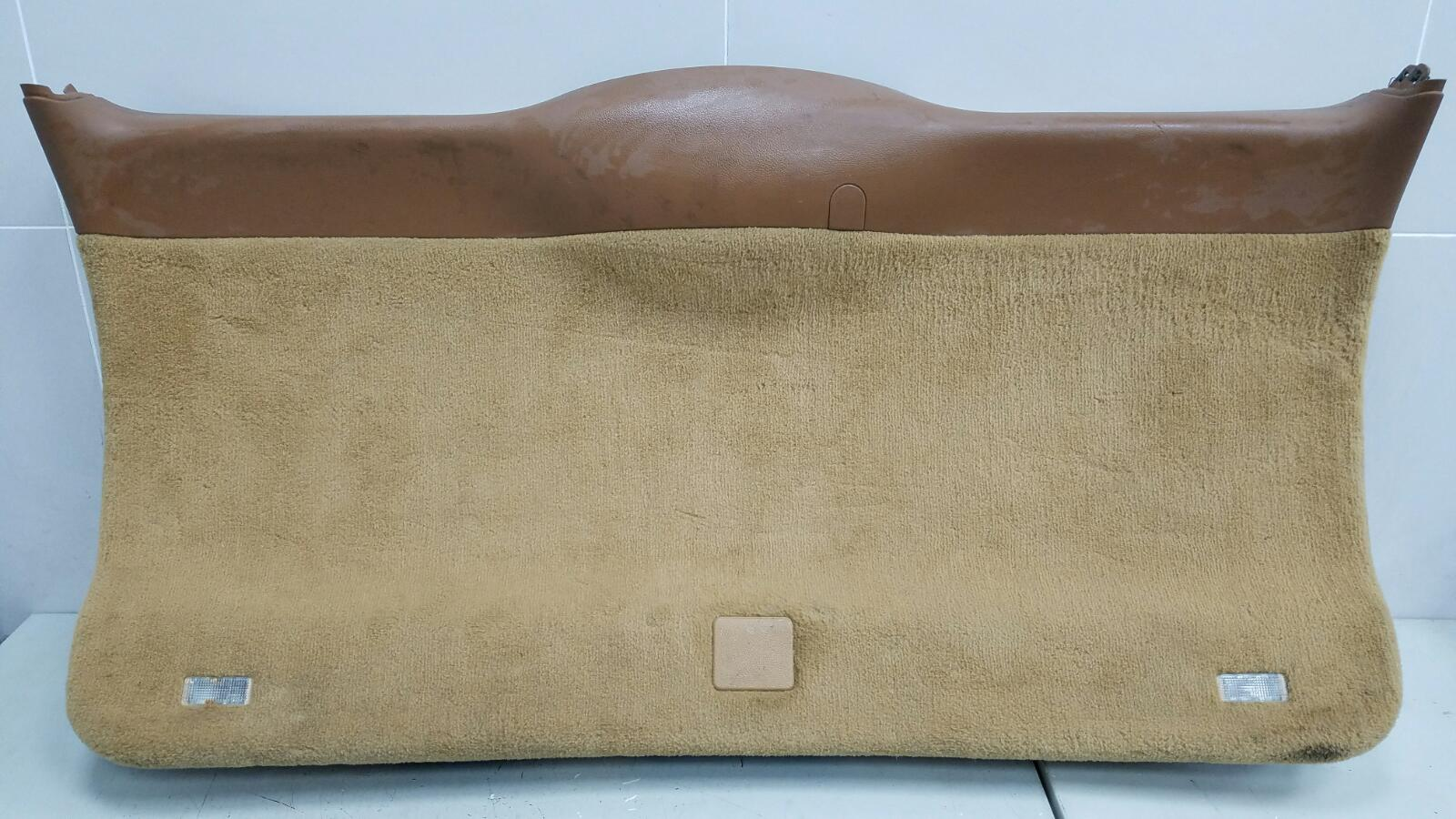 Обшивка крышки багажника Porshe Cayenne 955 BMV M02.2Y 3.2Л 2005