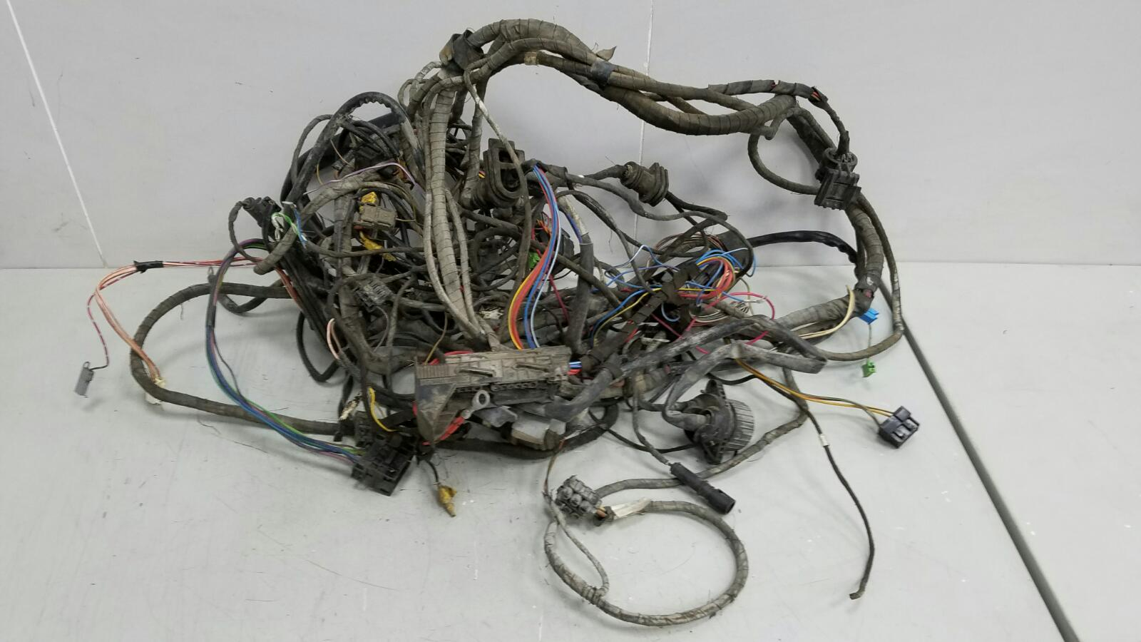 Проводка коса Mercedes C180 W202 M111.920 2001