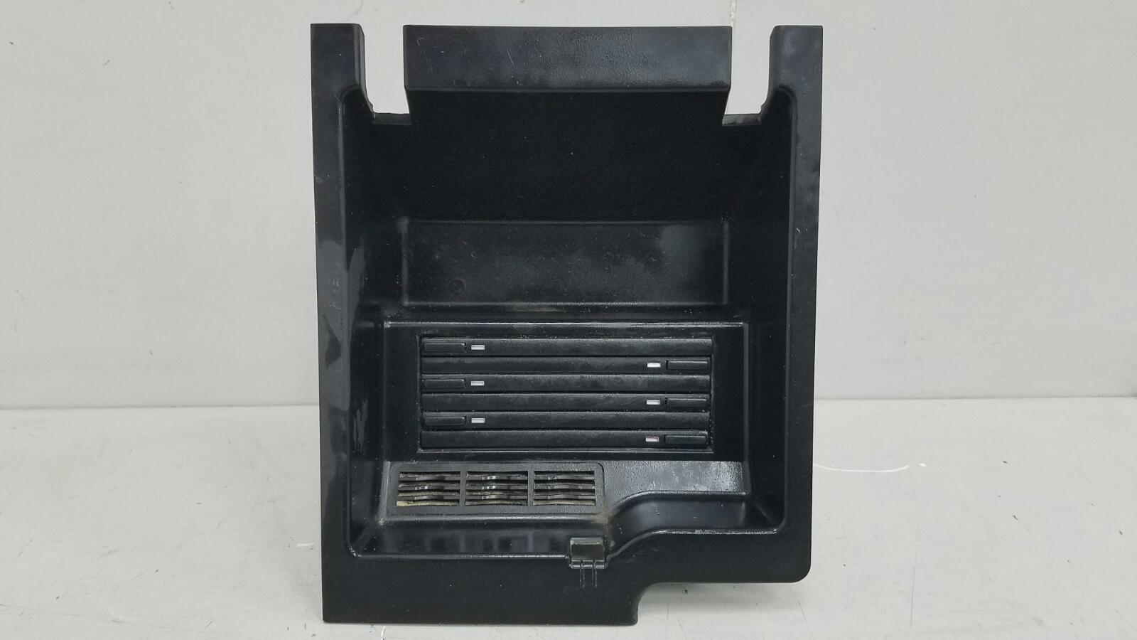 Накладка консоли центральная Bmw X5 E53 M54 2001