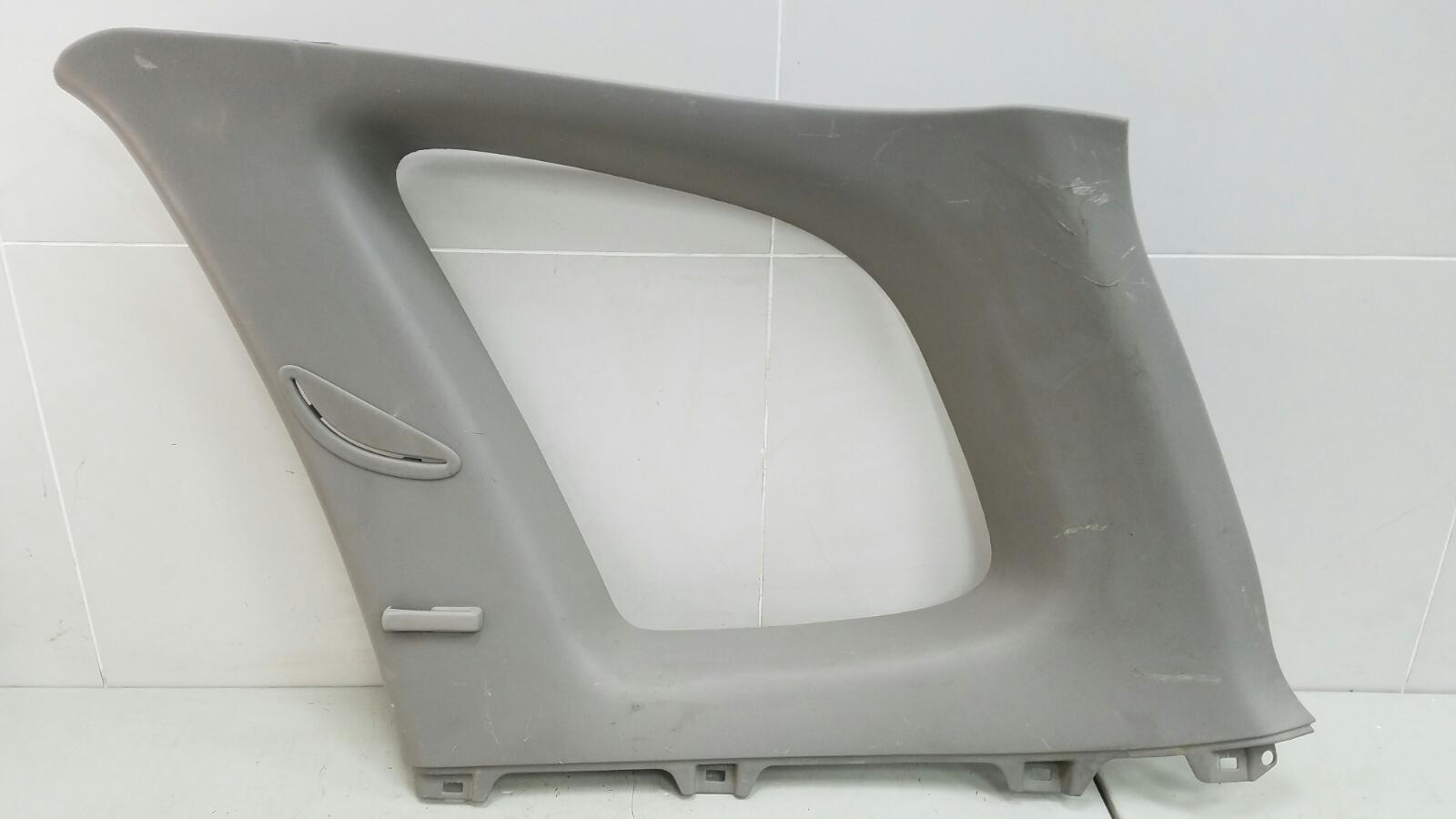 Обшивка стойки Toyota Corolla Spacio AE115 7A-FE 1.8Л 1999 задняя правая
